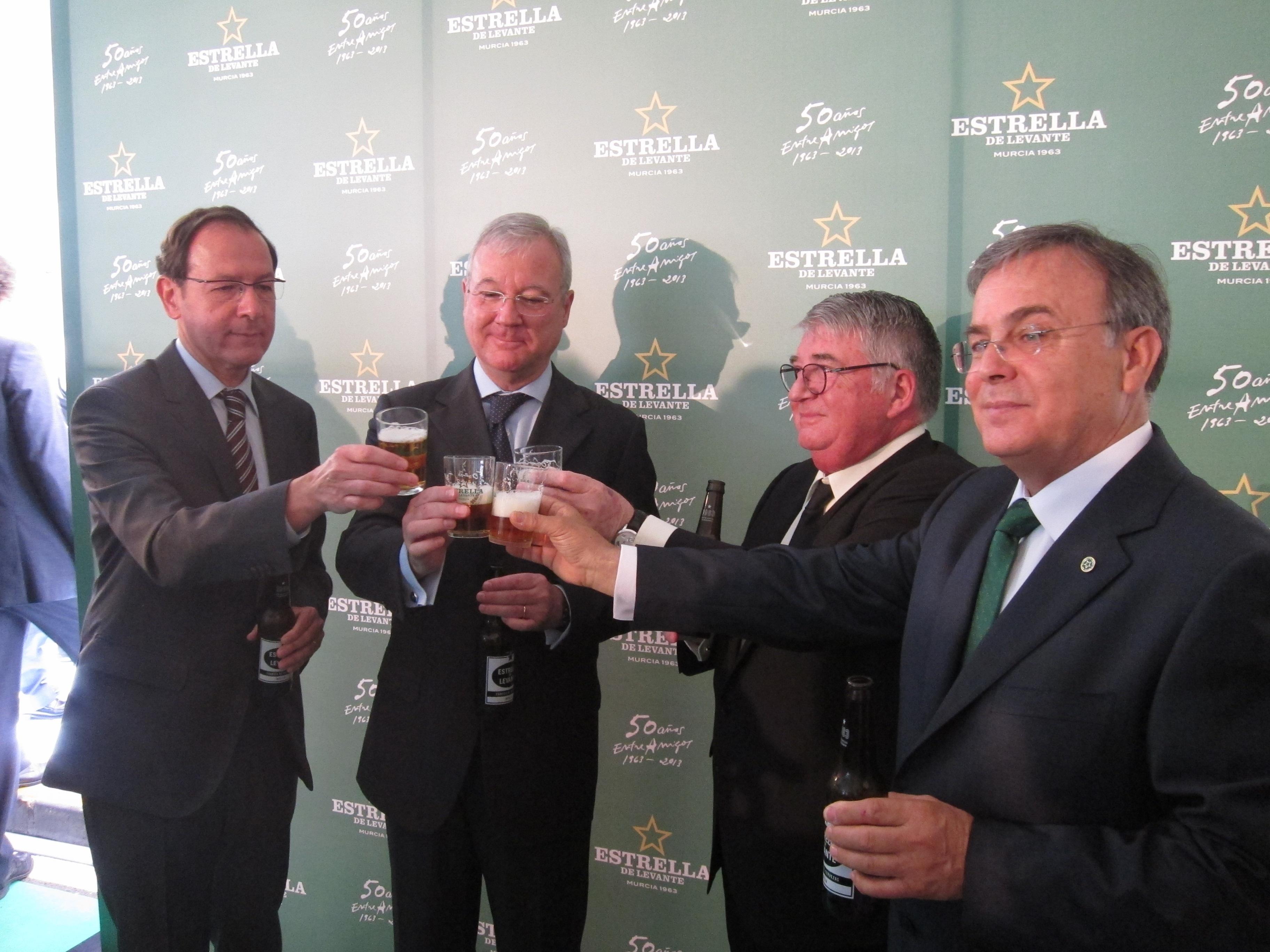Estrella de Levante confía que el Gobierno no suba los impuestos a la cerveza para mantener empleo y turismo