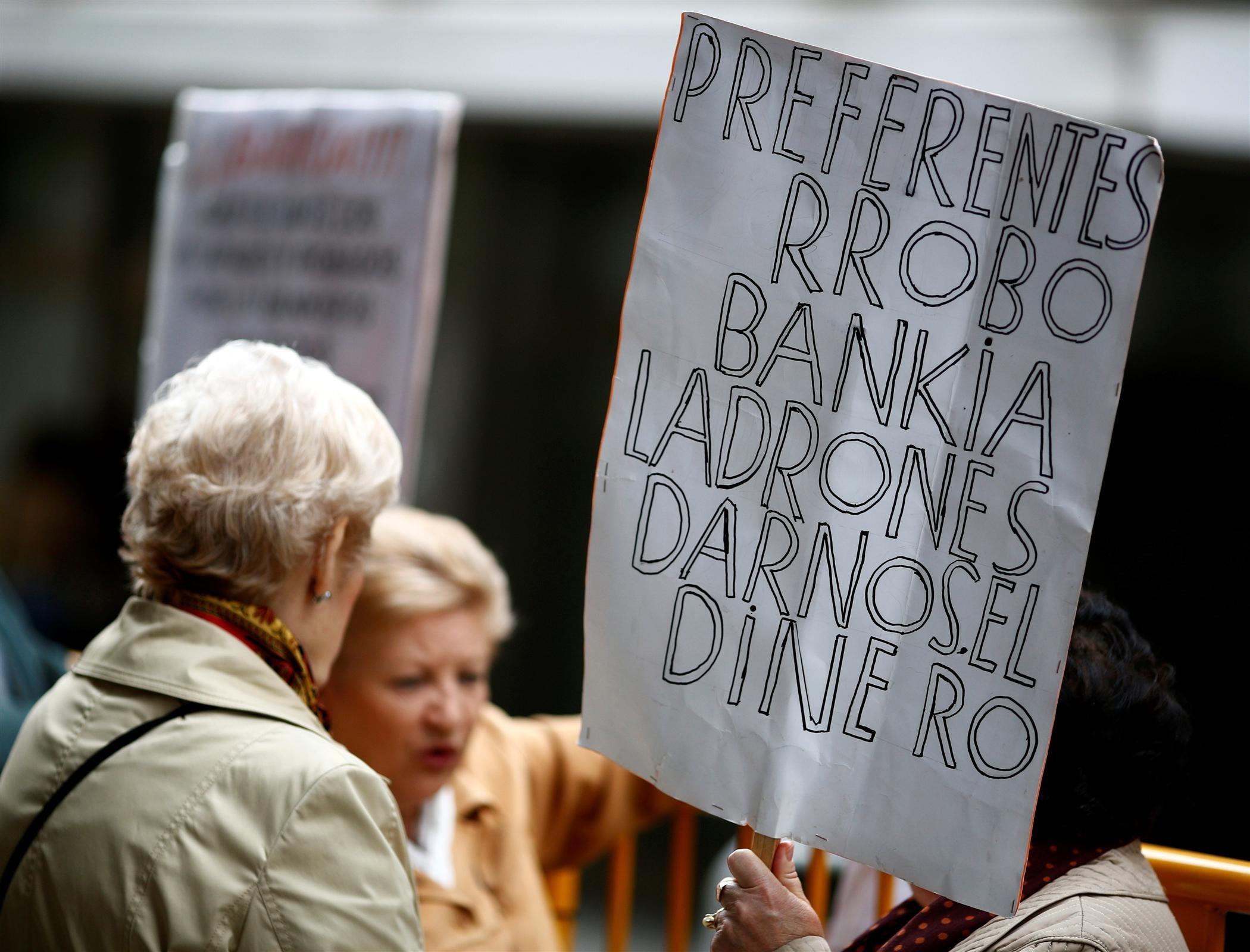 El Gobierno acepta que el Congreso debata una propuesta del BNG para devolver el dinero a los preferentistas