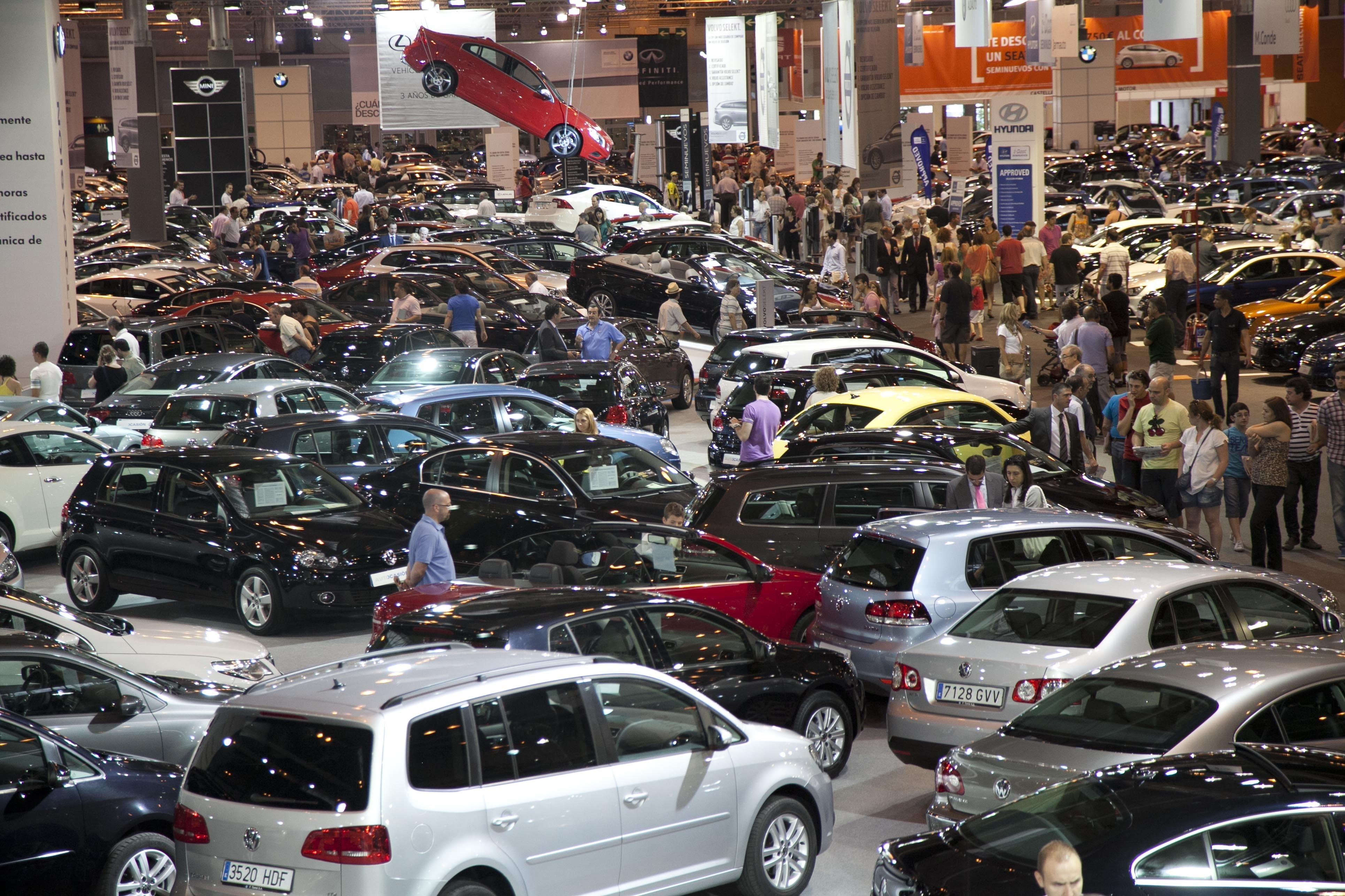 Ifema acogerá a partir del 24 de mayo una nueva edición de »El Salón del Vehículo de Ocasión»