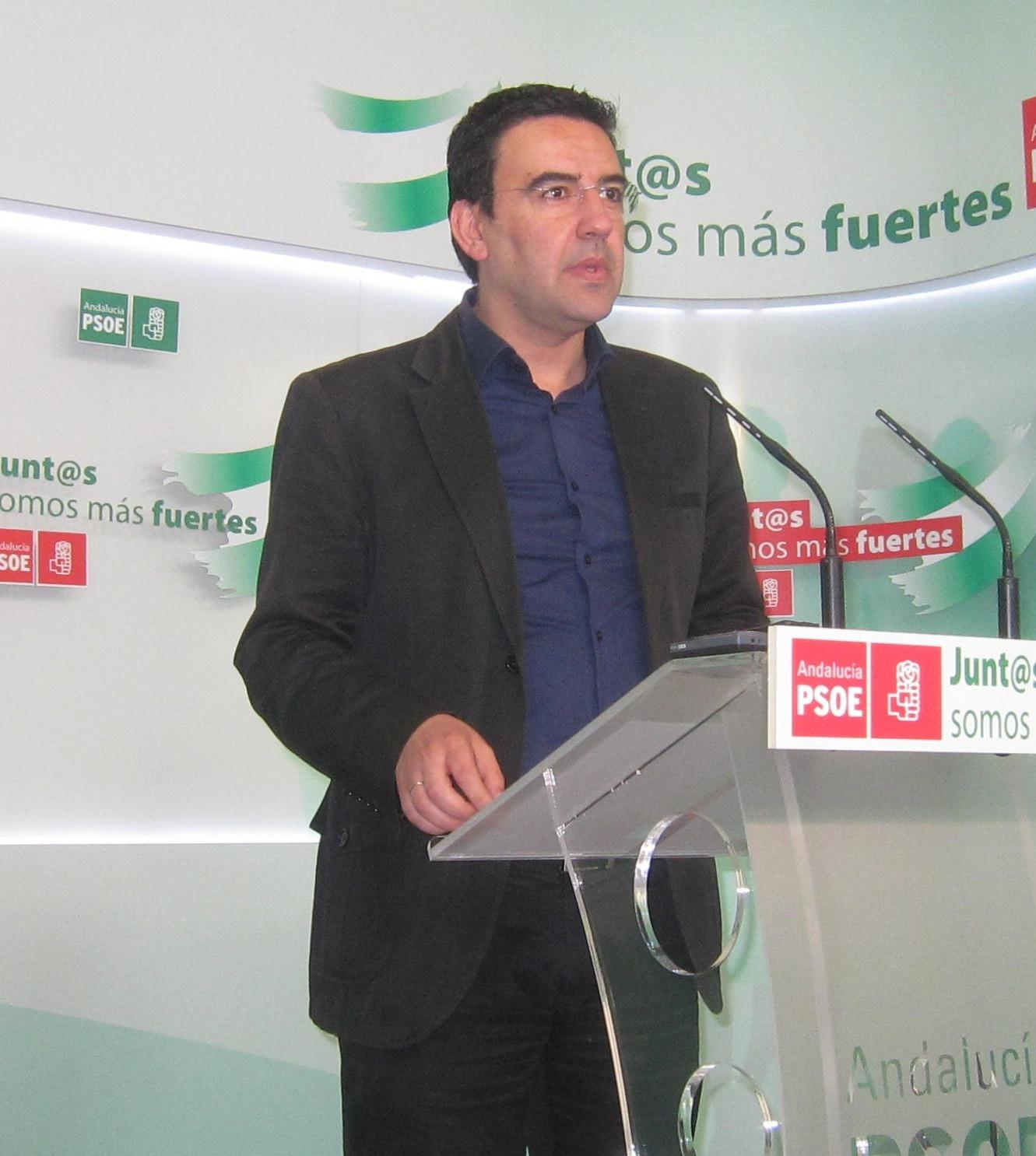 Mario Jiménez se descarta para optar a unas primarias en PSOE e insiste en que no es momento para ese debate