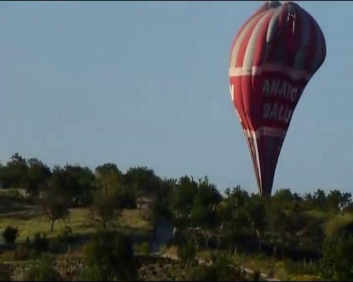 Exteriores envía un funcionario en ayuda de los españoles heridos al caer un globo en Turquía