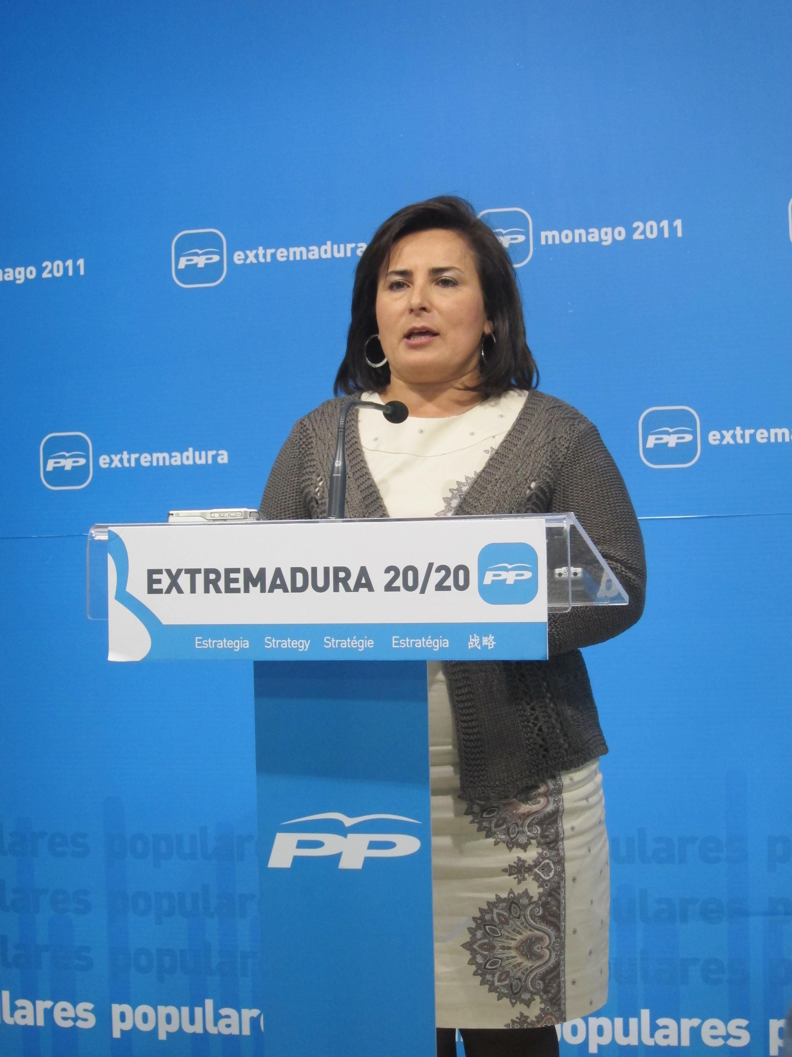 El PP regional apela en el trigésimo aniversario del Parlamento de Extremadura a la «necesidad de unidad»