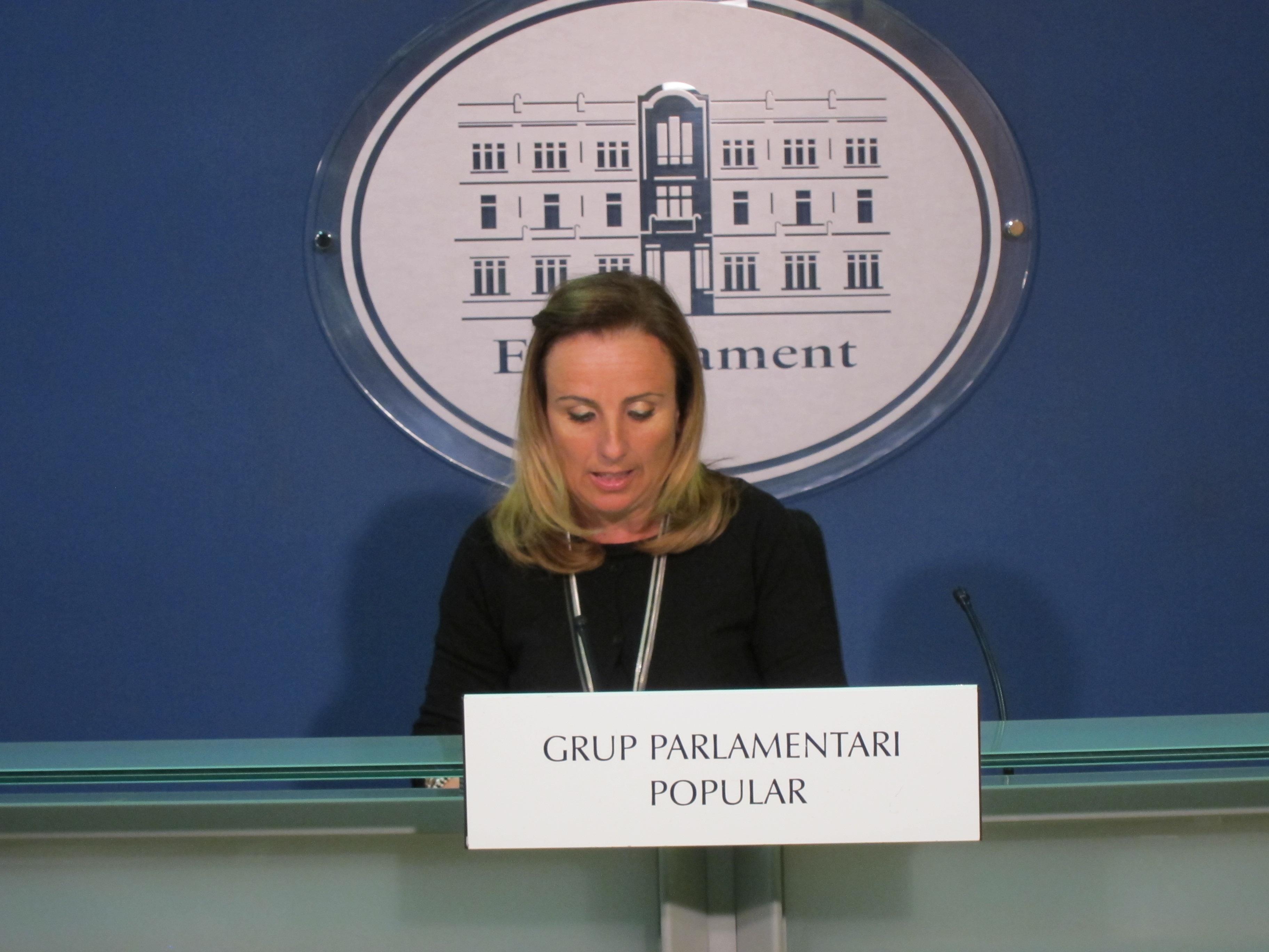 PP asegura que intentará llegar a un consenso este martes con el PSIB por la financiación desde el «realismo»