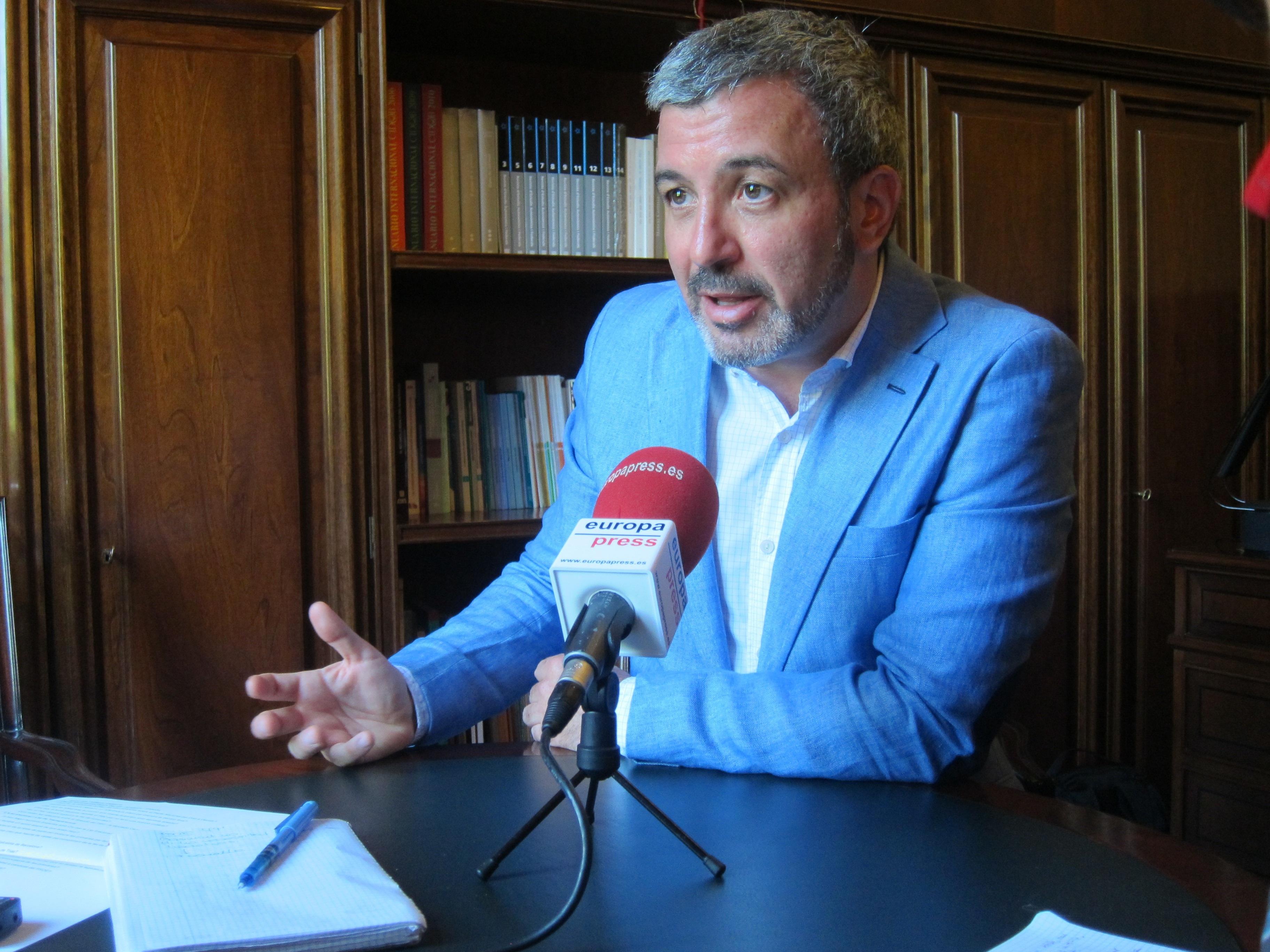 El PSC considera normalizada su relación con Chacón y ve más discrepancias entre Mas y Duran