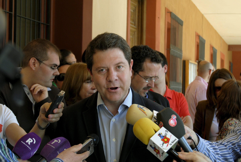Page cree que el PSOE tiene mucho banquillo y que Rubalcaba no estorbará
