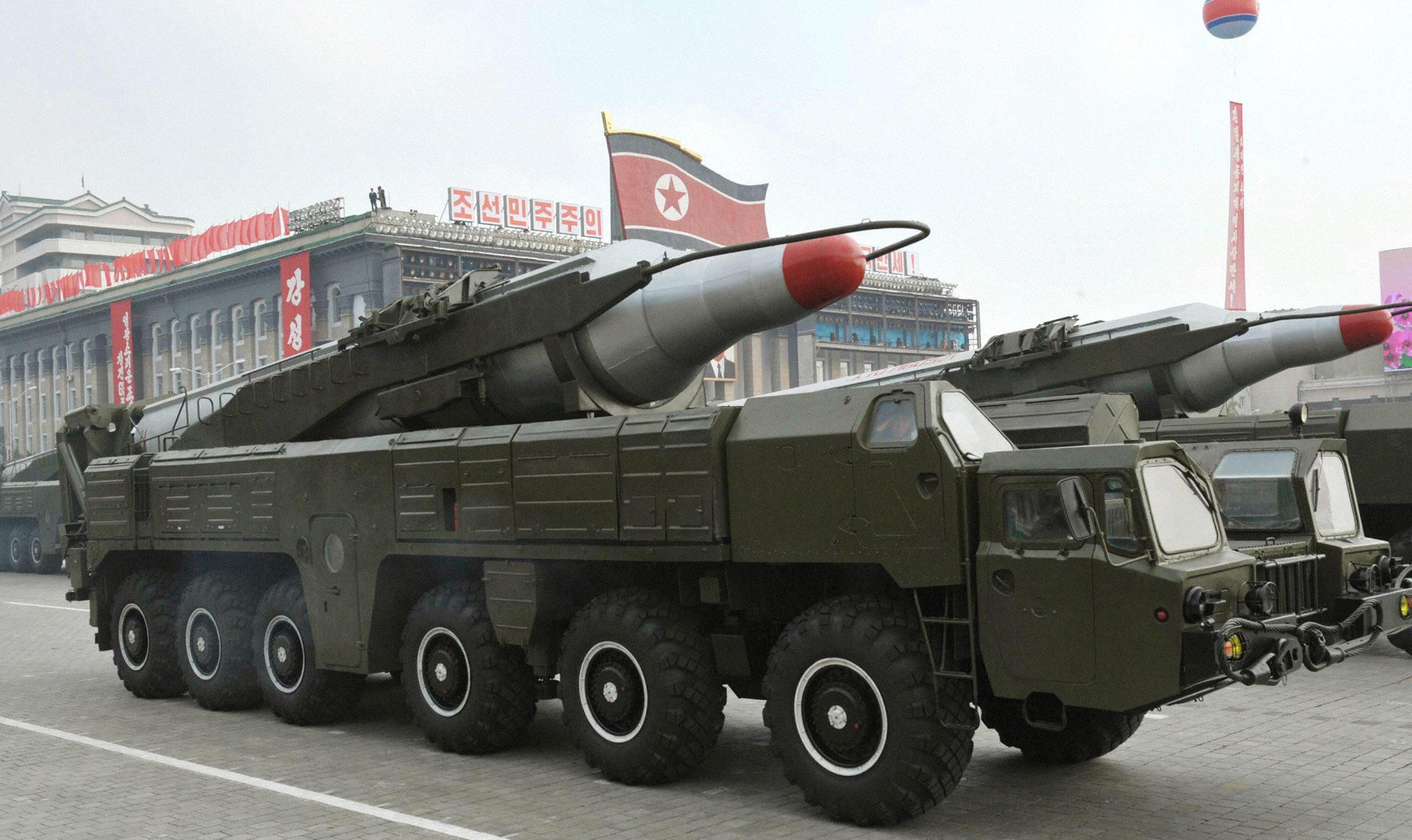Corea del Sur cree que el Norte prepara nuevos ensayos misilísticos