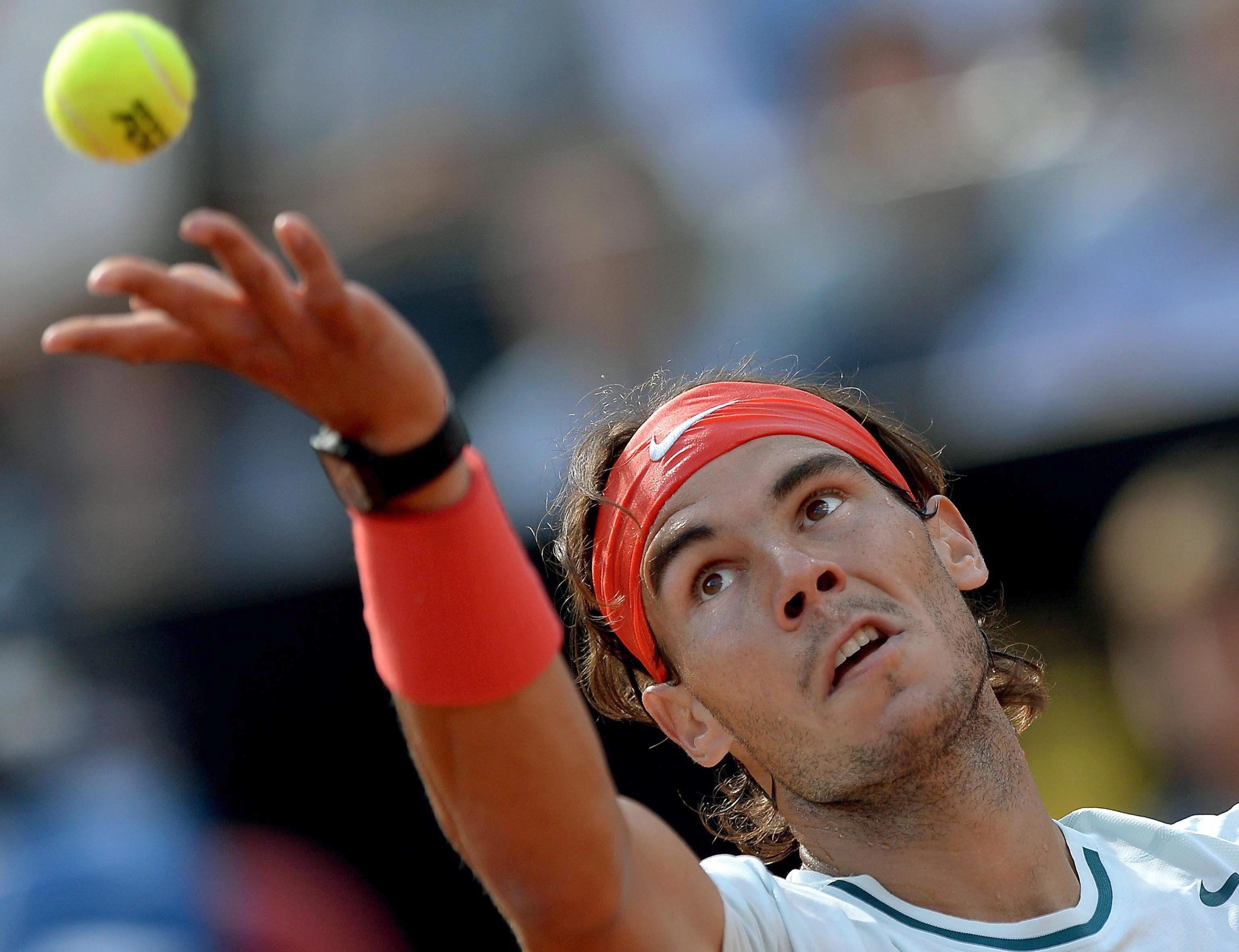 Rafael Nadal reconquista Roma y recupera el número cuatro de la ATP