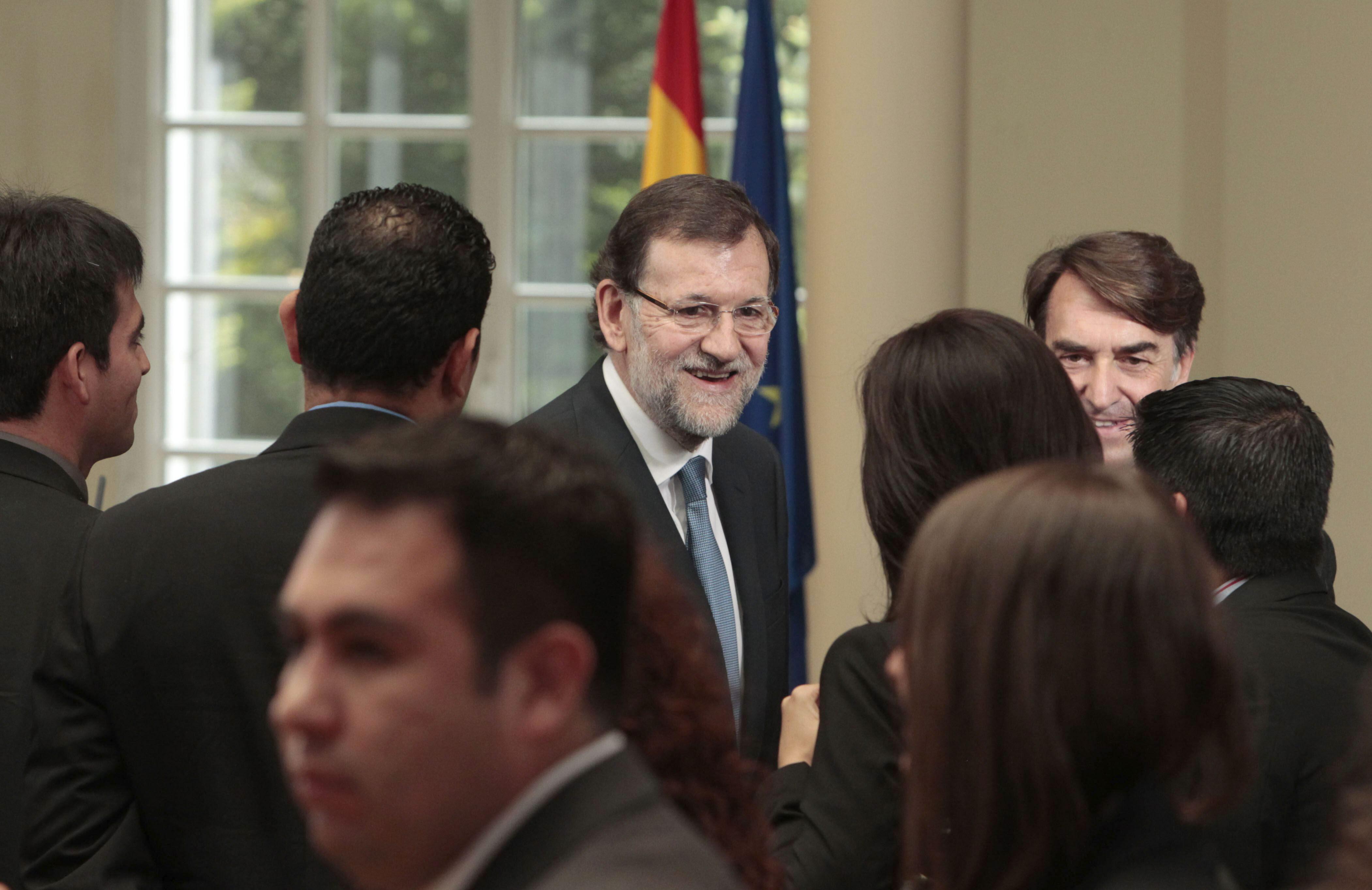 Rajoy ve España como país plural, de lengua prestigiosa y potencial económico