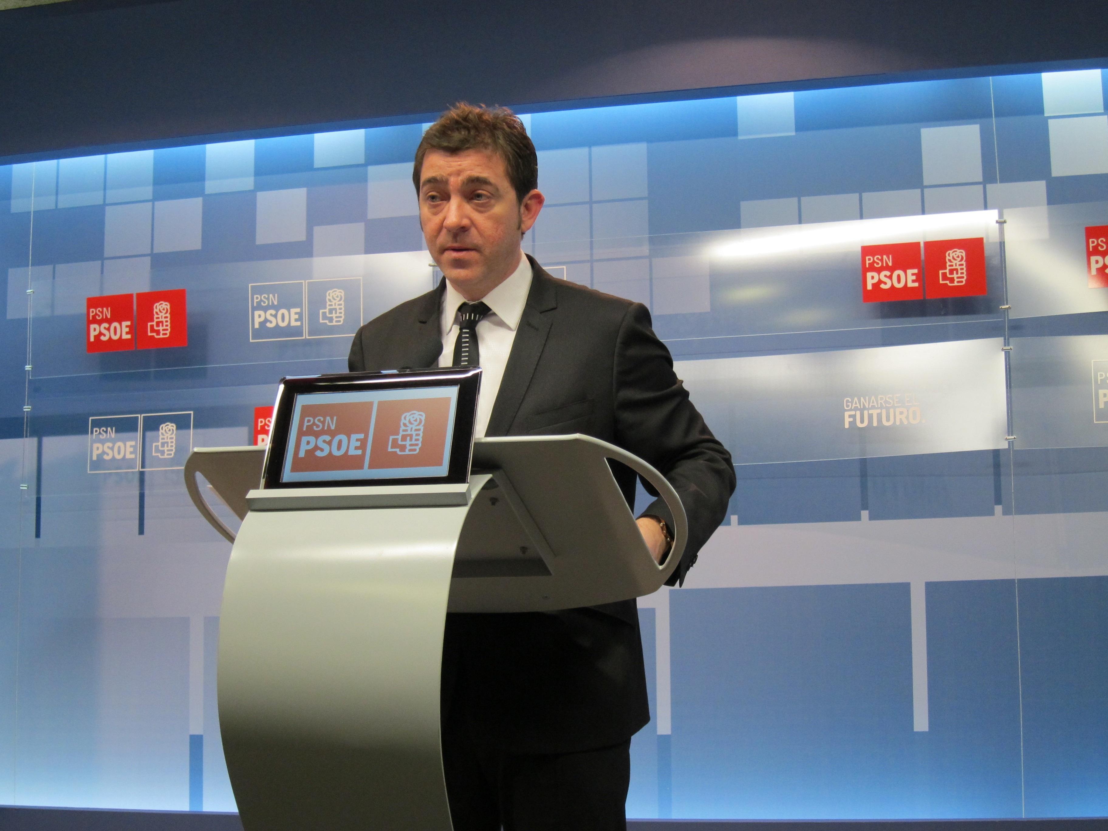 Roberto Jiménez solicita una reunión con Barcina para estudiar la situación del TAV