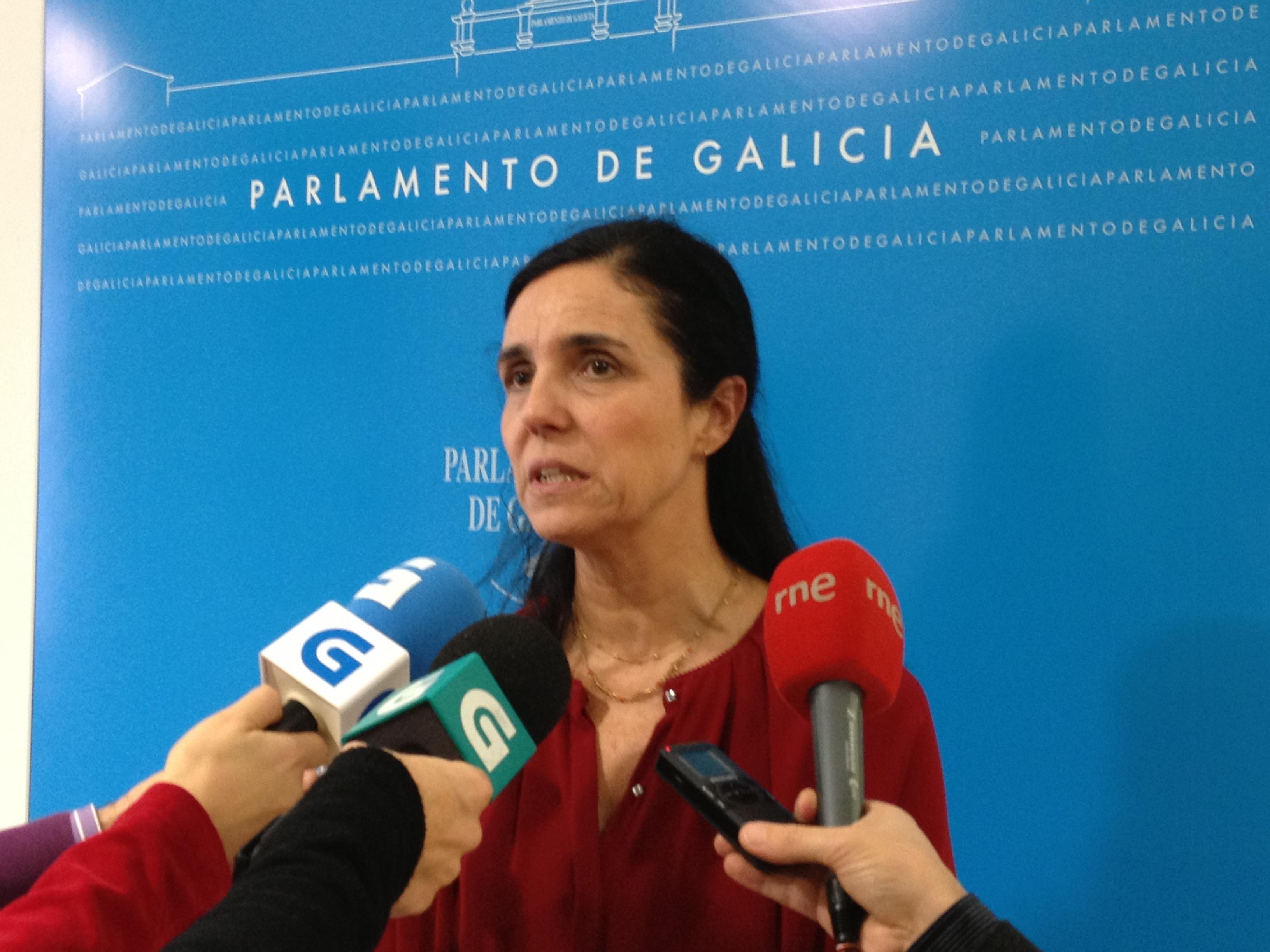 Rojo recuerda que la reducción de diputados es una «promesa electoral» y que a Feijóo le gustaría que sea consensuada