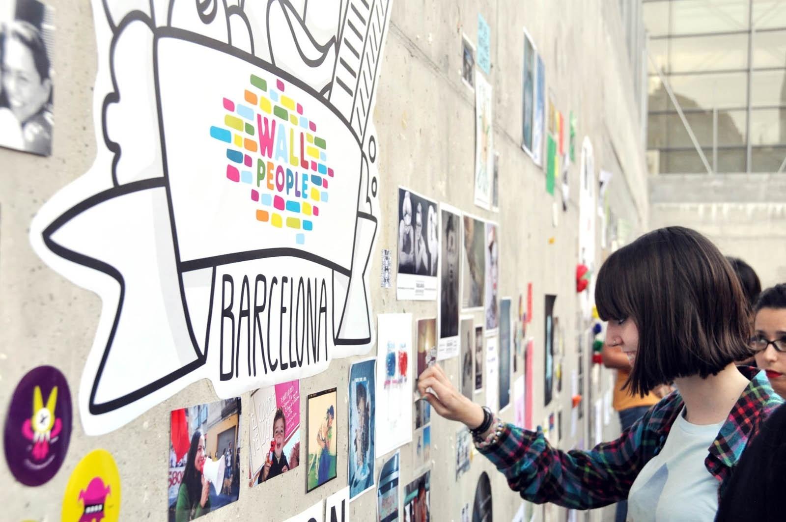 Santander se suma al proyecto »Wallpeople» y el 1 de junio ciudadanos anónimos sacarán sus obras de arte a la calle