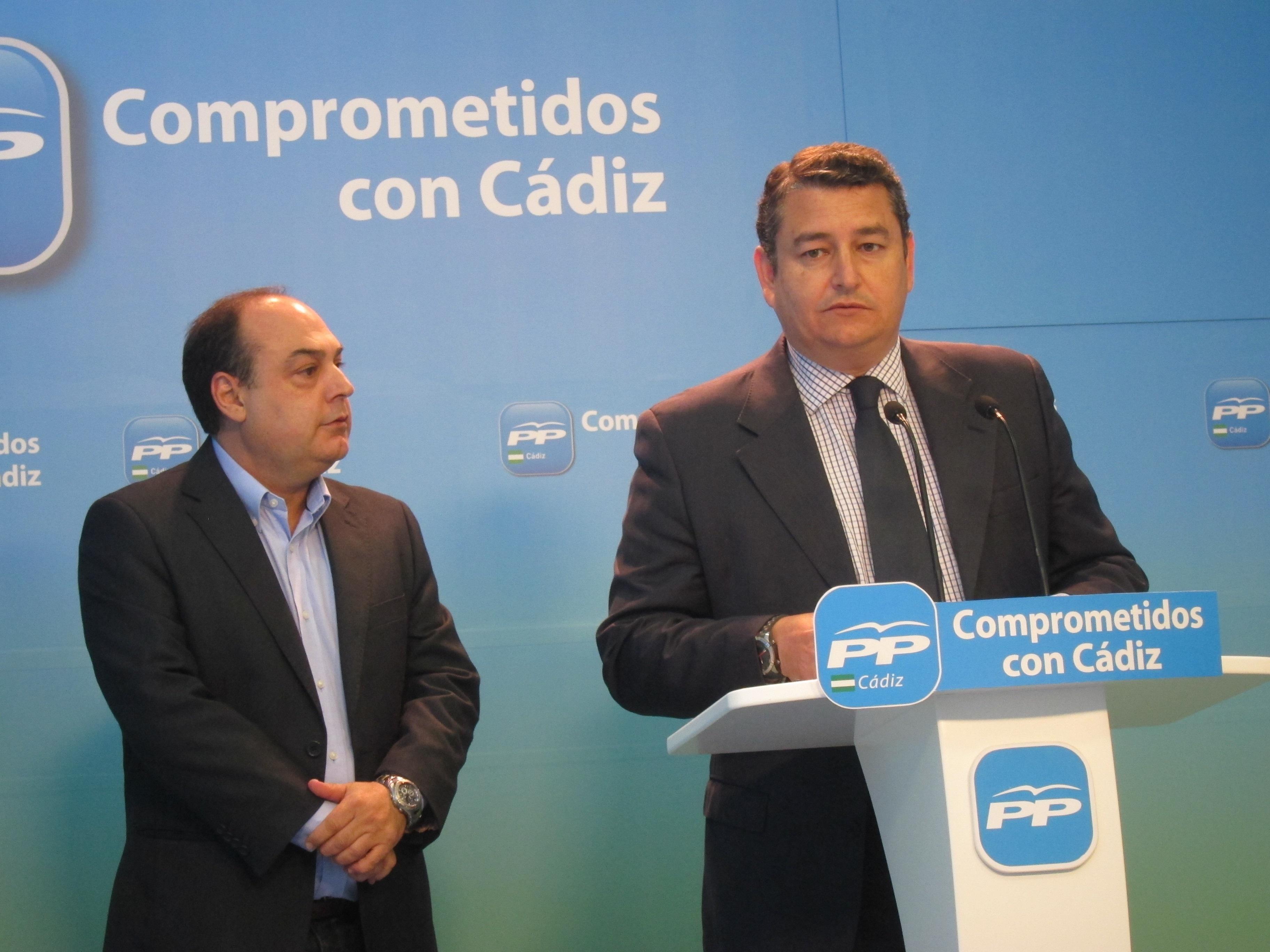 Sanz (PP) «sospecha» de la Abogacía del Estado en el caso Quality Food por tardar siete años en advertir del caso