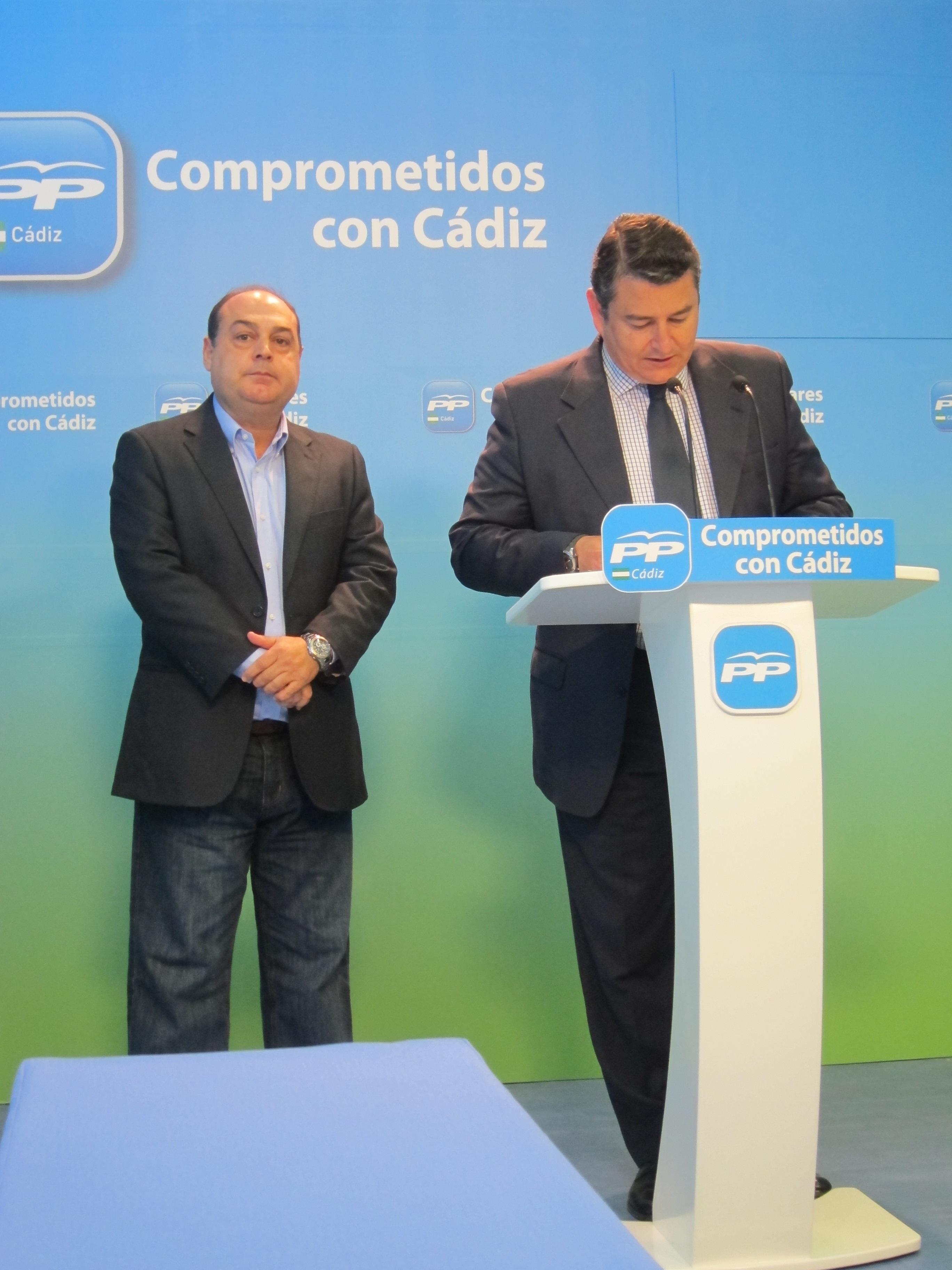 Sanz (PP) asegura que la Junta «desacredita» a PSOE e IU al defender por carta el reparto social del atún rojo