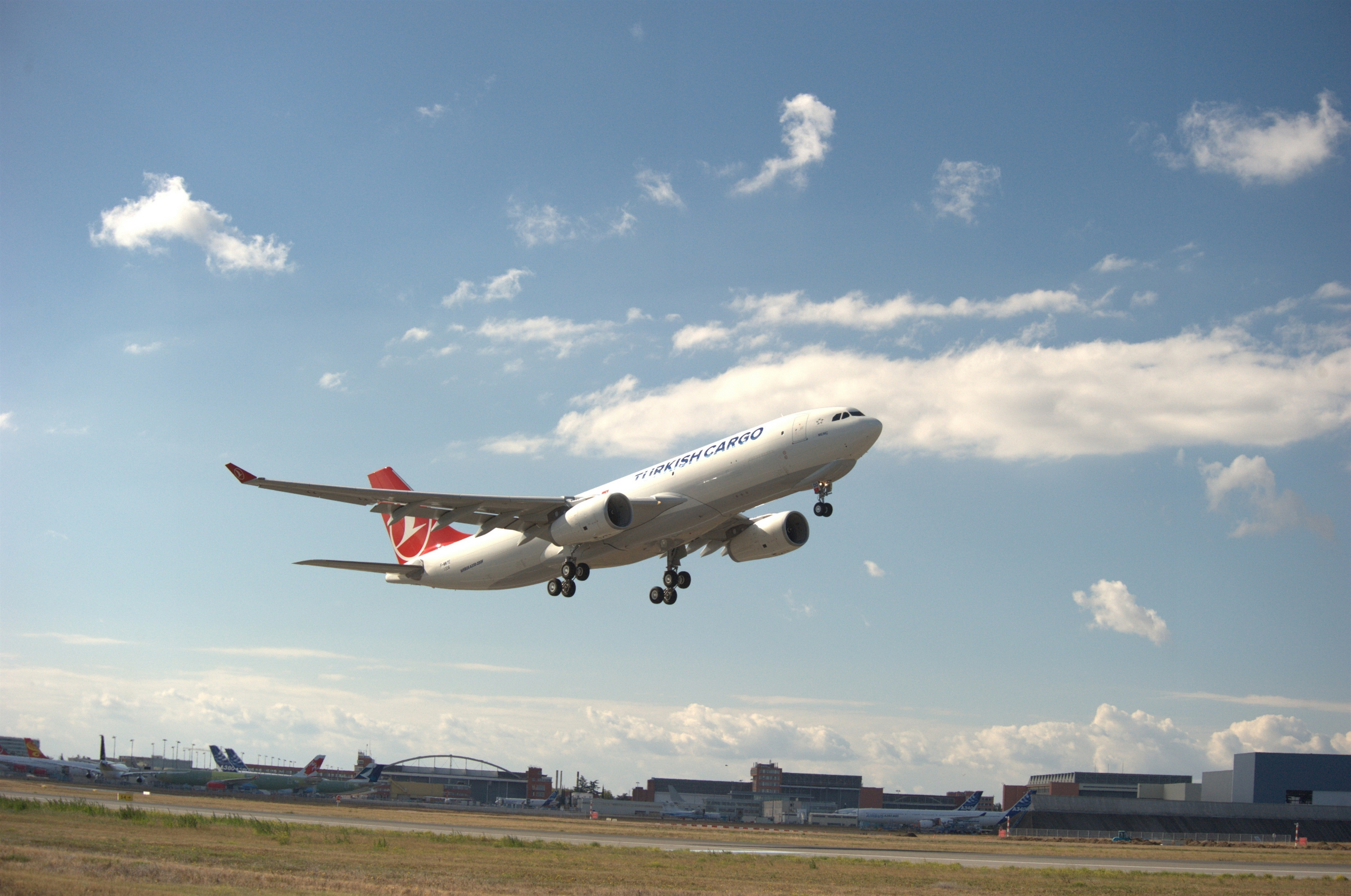 Turquía anuncia la construcción del aeropuerto más grande del mundo en Estambul