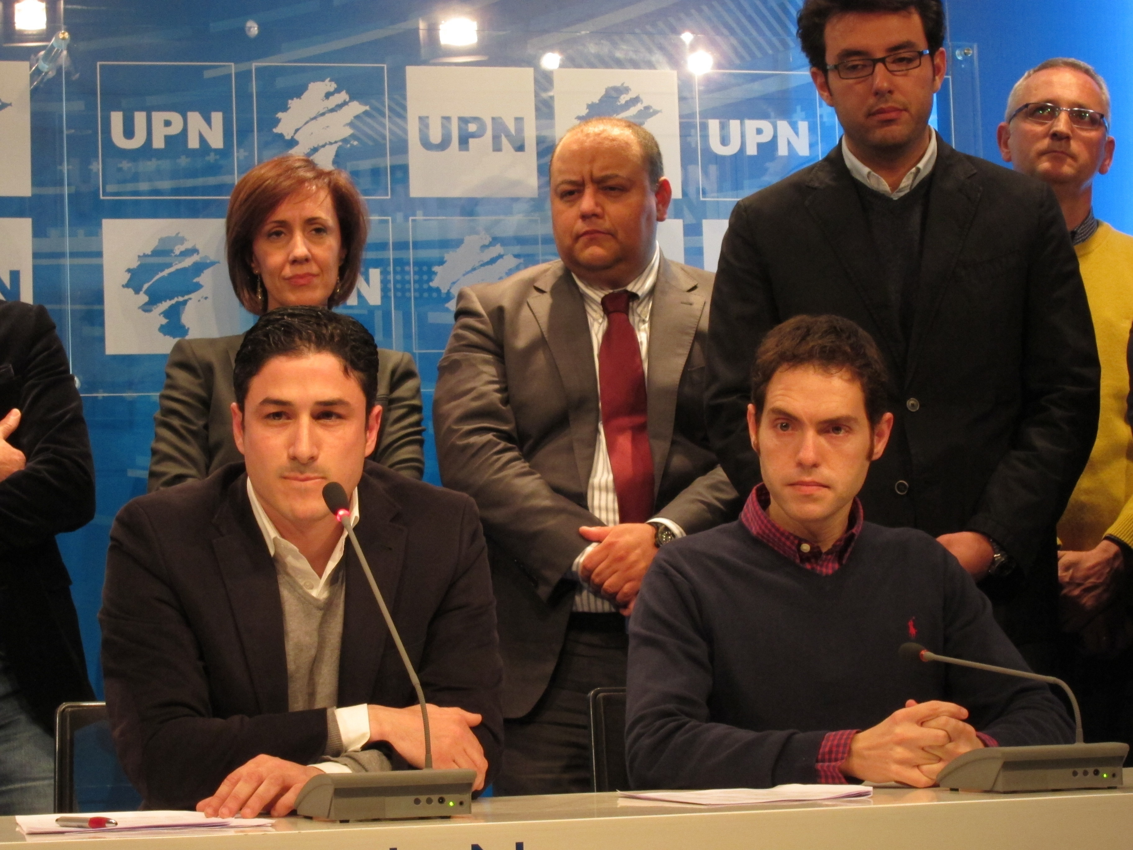 UPN ve «una buena idea» que el PSN «se sume a trabajar por Navarra» tras la petición de Jiménez de reunirse con Barcina