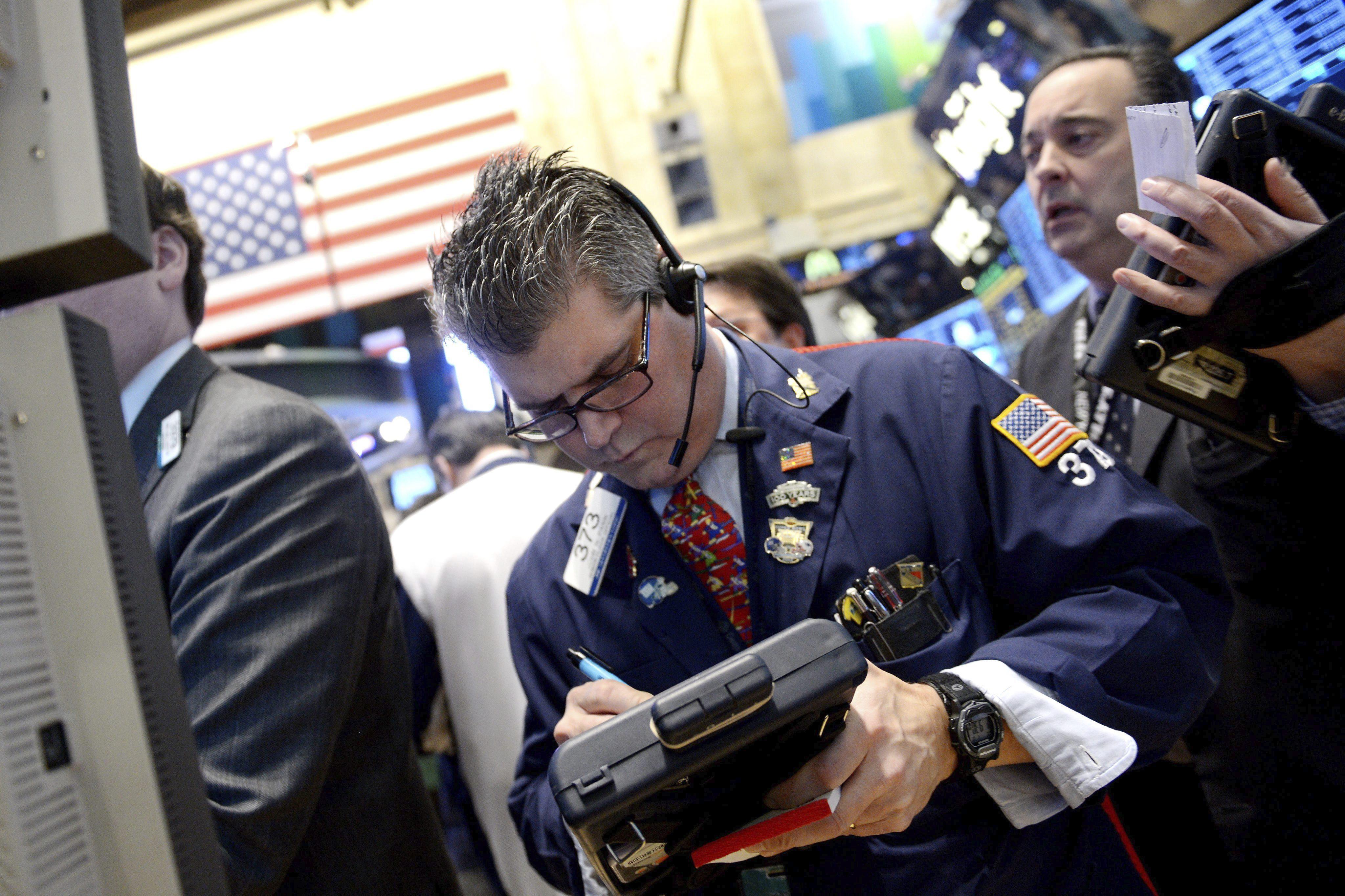 Wall Street abre casi plano y el Dow Jones baja el 0,06 por ciento