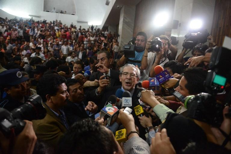 La condena al expresidente Efraín Ríos Montt divide a la sociedad guatemalteca