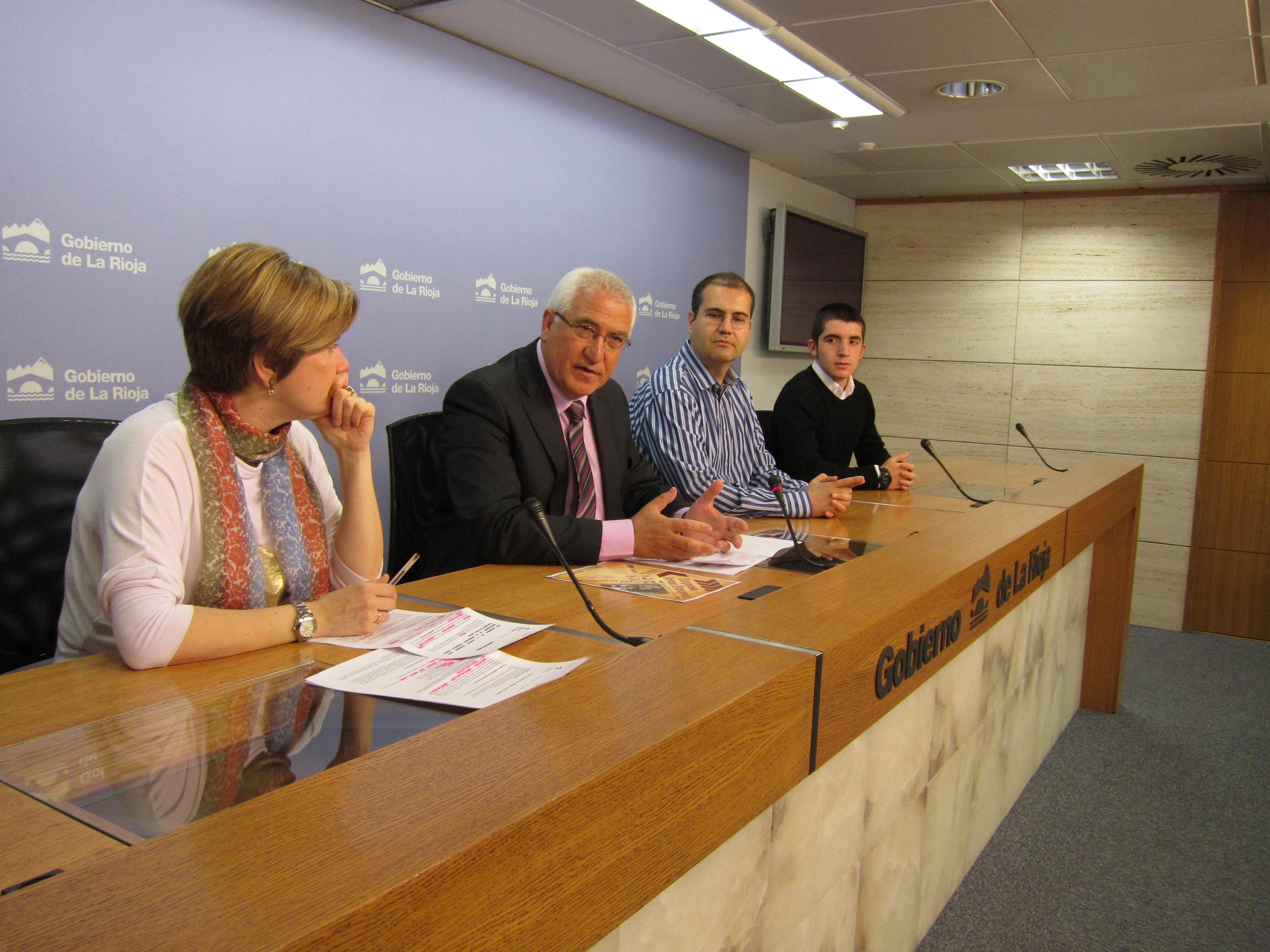 Un total de 218 alumnos de 8 centros riojanos participan en el programa Empresa Joven Europea