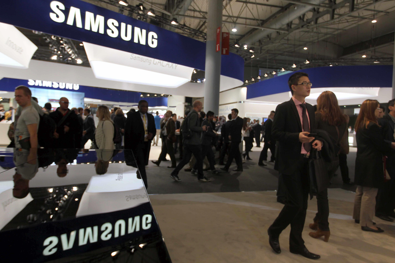 La venta de móviles en el mundo cae un 42,9 por ciento en el primer trimestre