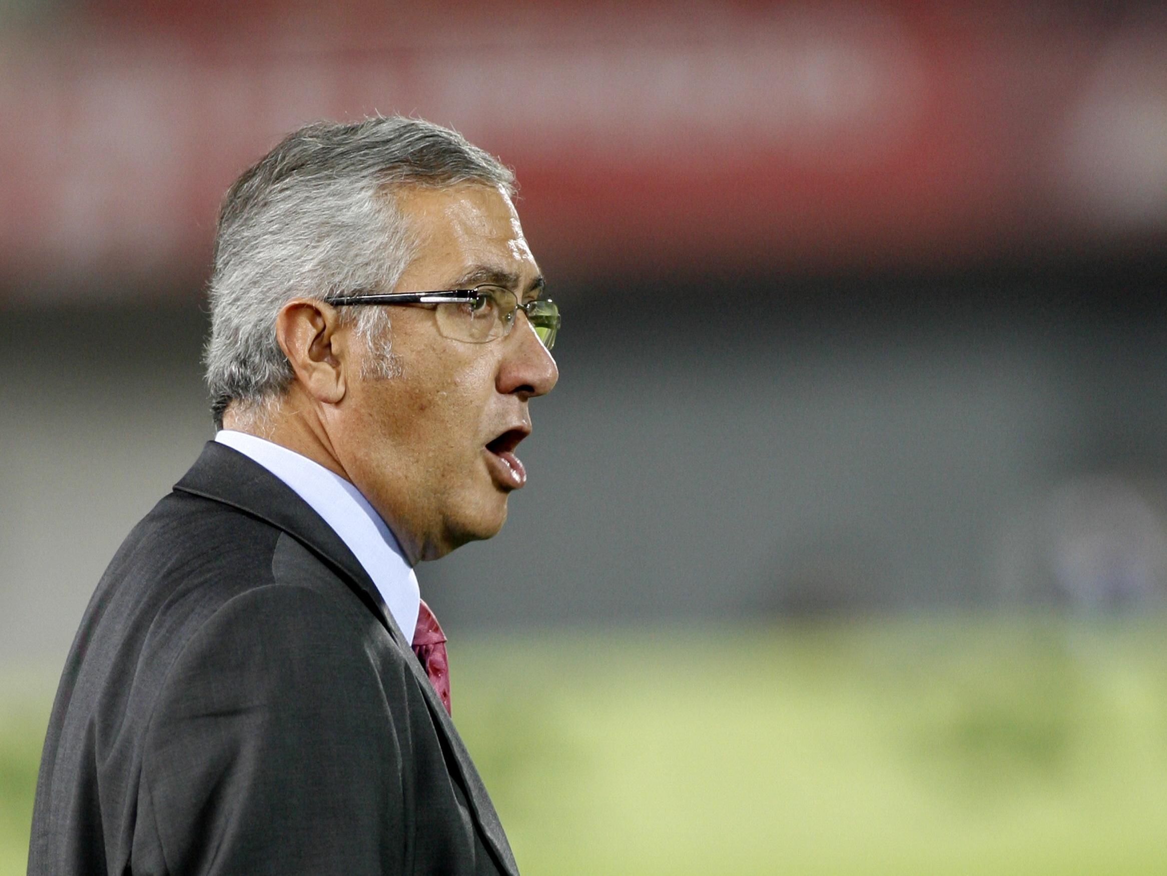 Gregorio Manzano: «Va a ser un final de Liga de infarto»