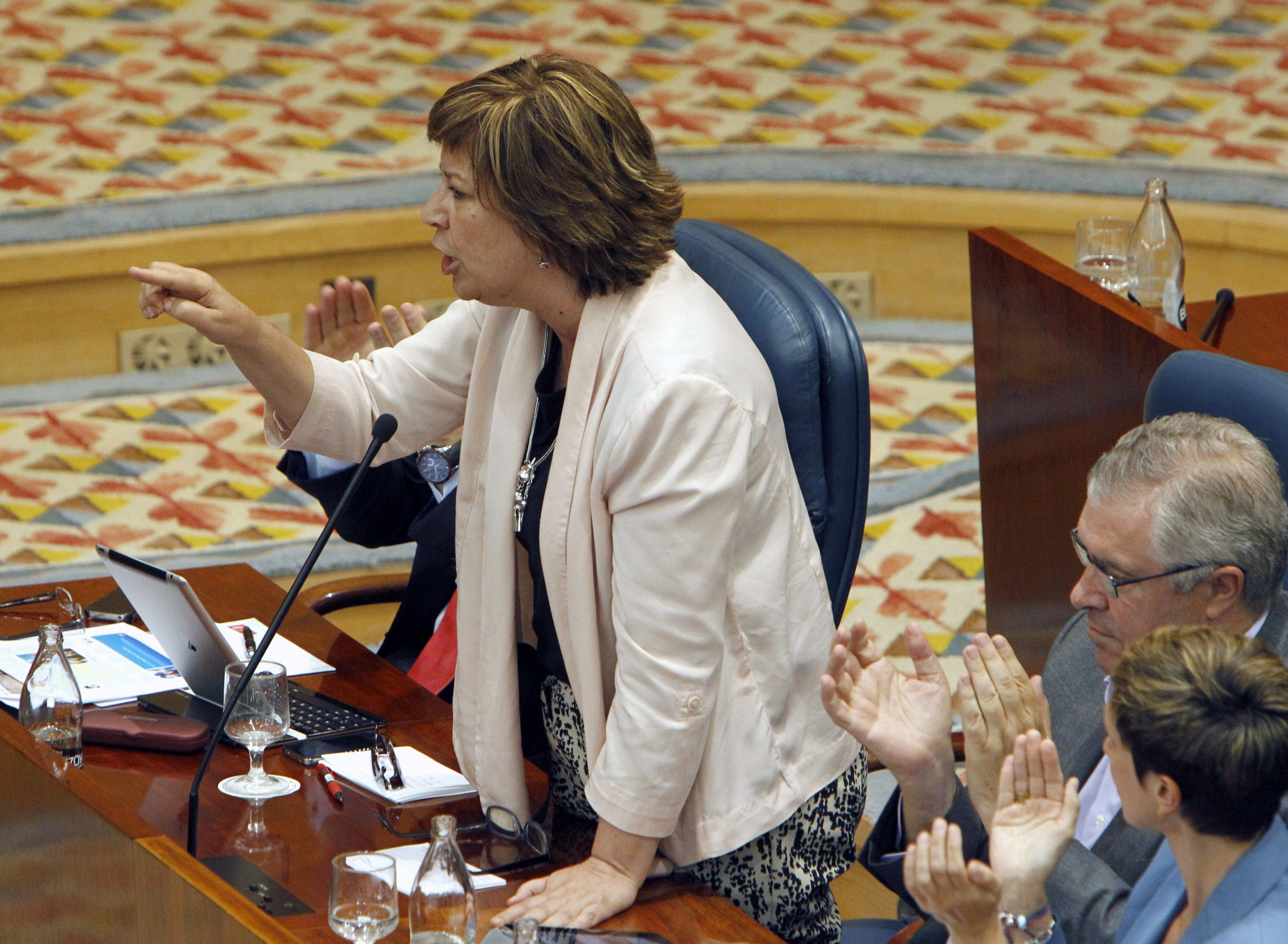 El PP presenta mañana una querella contra Menéndez por llamar «corrupto» a González