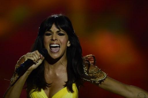 Raquel del Rosario cree que el fracaso de Eurovisión es una cura de humildad