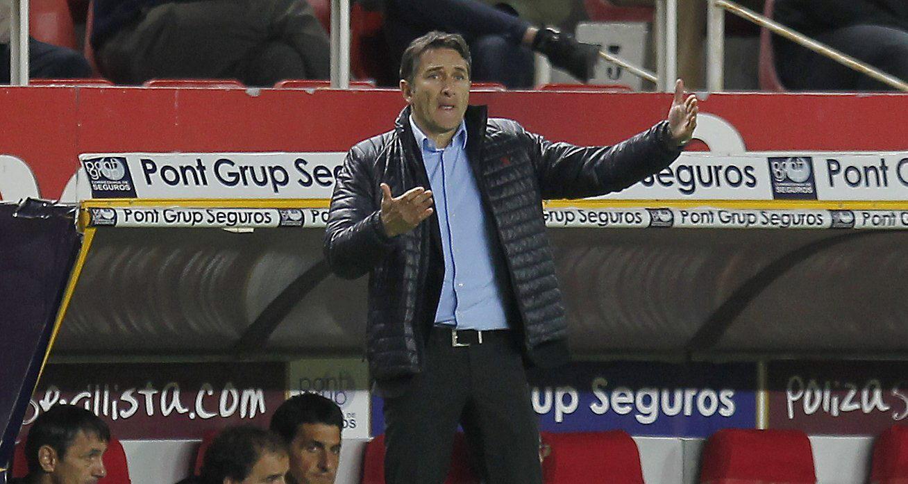 La Real Sociedad confirma que Montanier no seguirá la próxima temporada