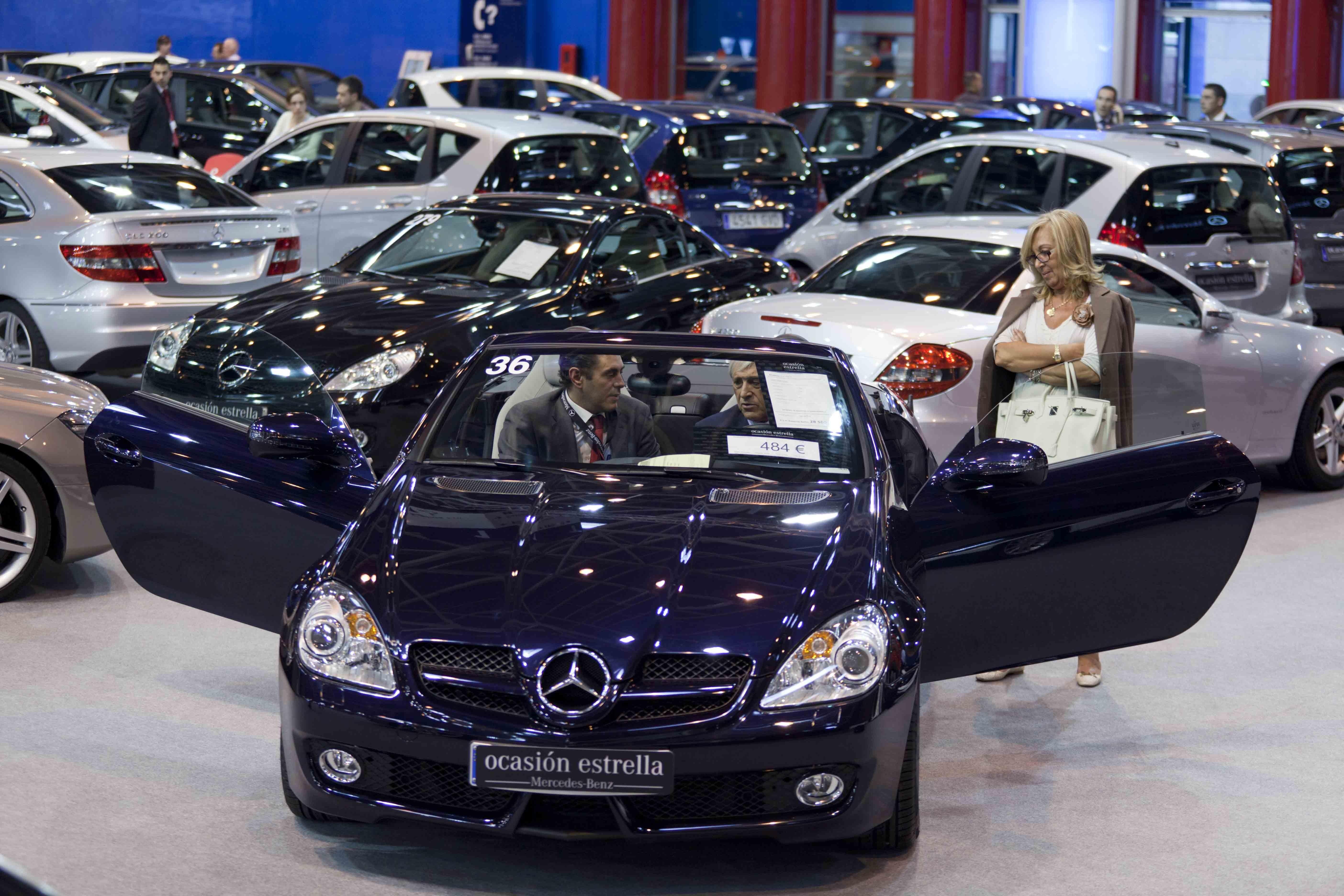 El Salón del Vehículo de Ocasión de Madrid de 2013 contará con la participación de 65 marcas y empresas