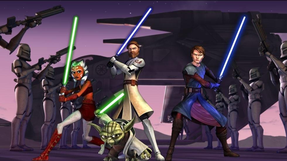 »Star Wars Rebels», la serie de »La guerra de las galaxias», tiene fecha