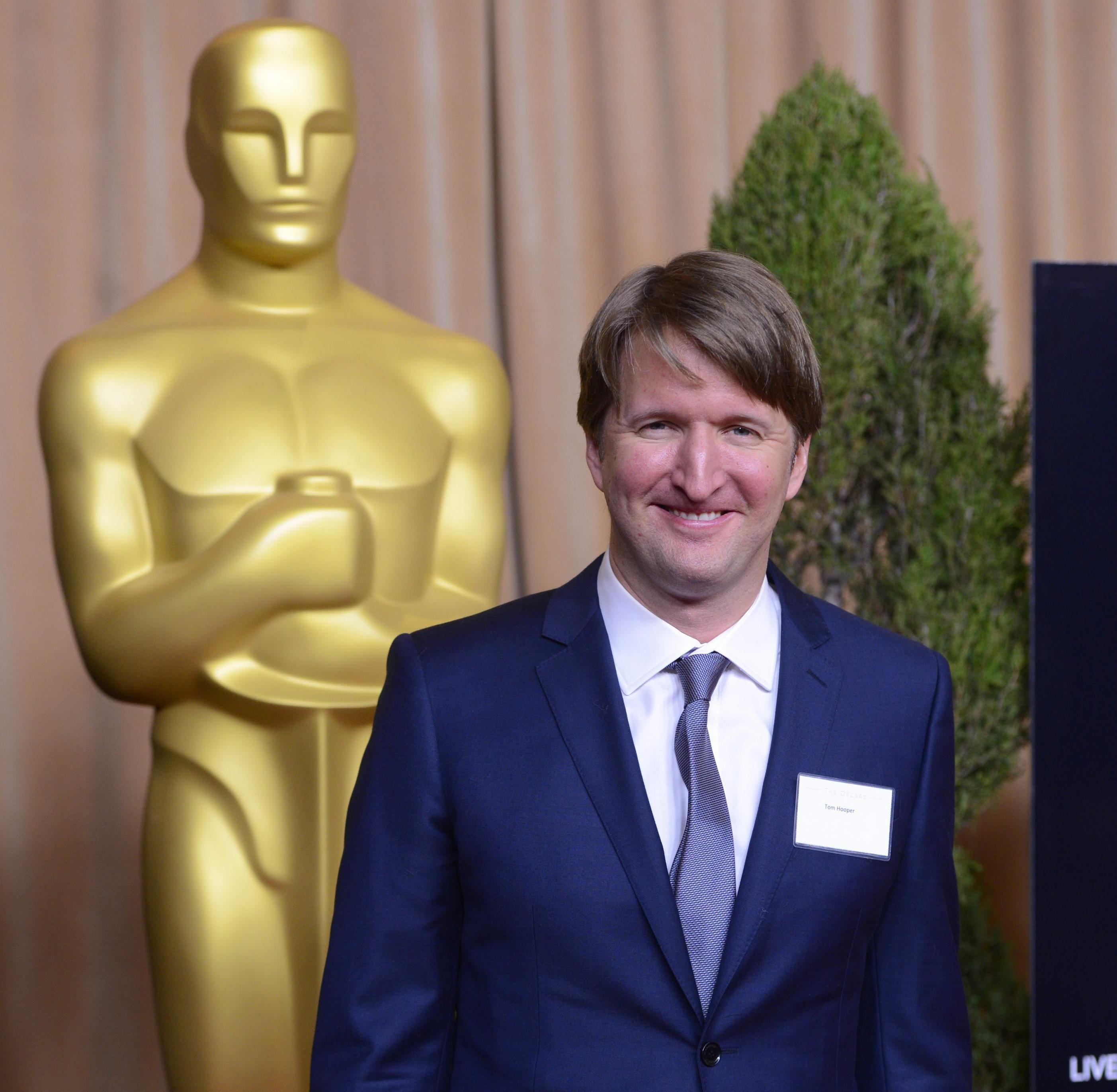El director británico Tom Hooper presidirá el Festival de Cine de Shanghái