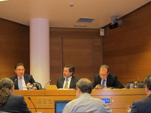 Castellano anuncia que ya ha finalizado el trabajo del comité de expertos sobre incendios forestales