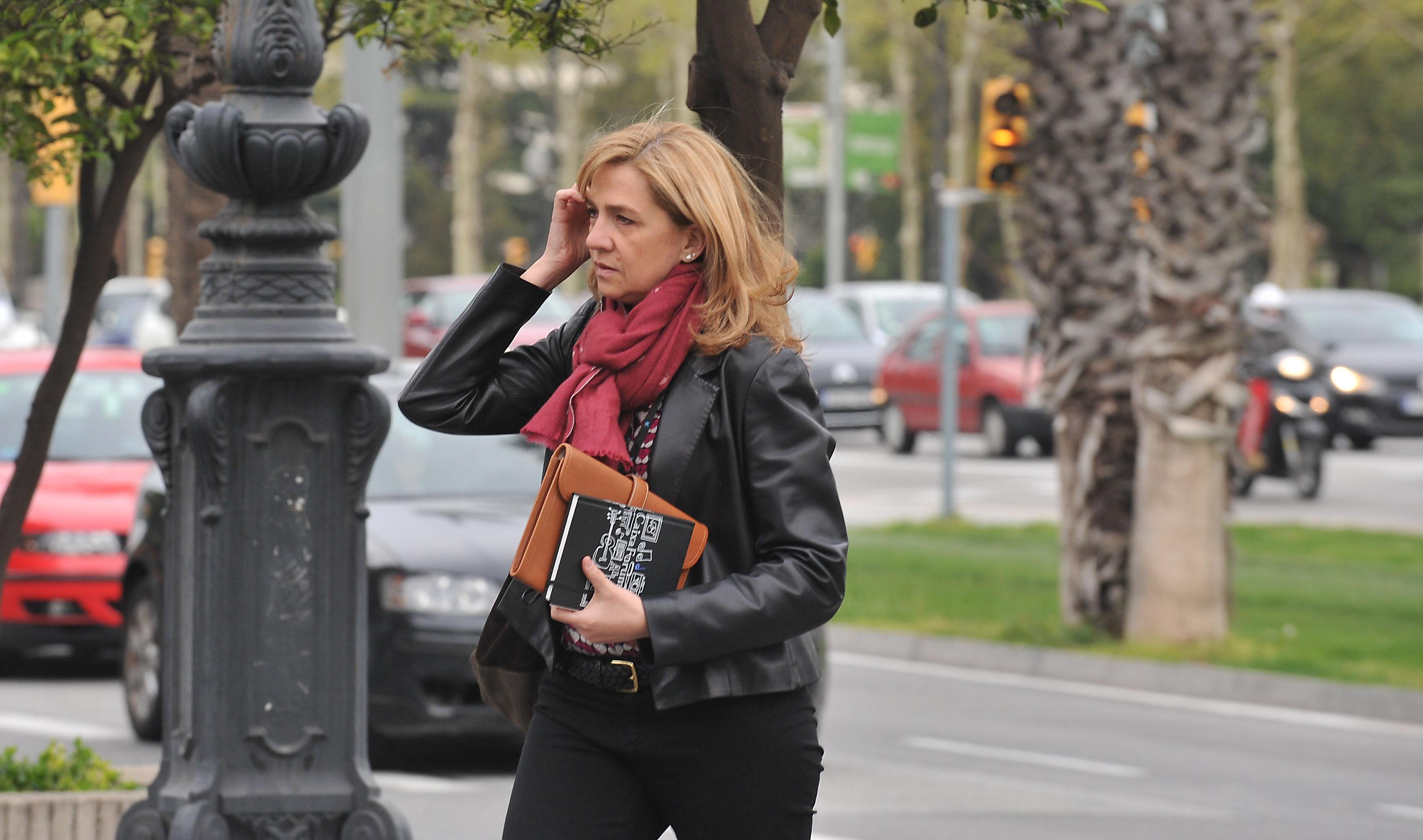 La infanta Cristina es la presidenta de Aizoon, certifica ahora Hacienda al juez Castro