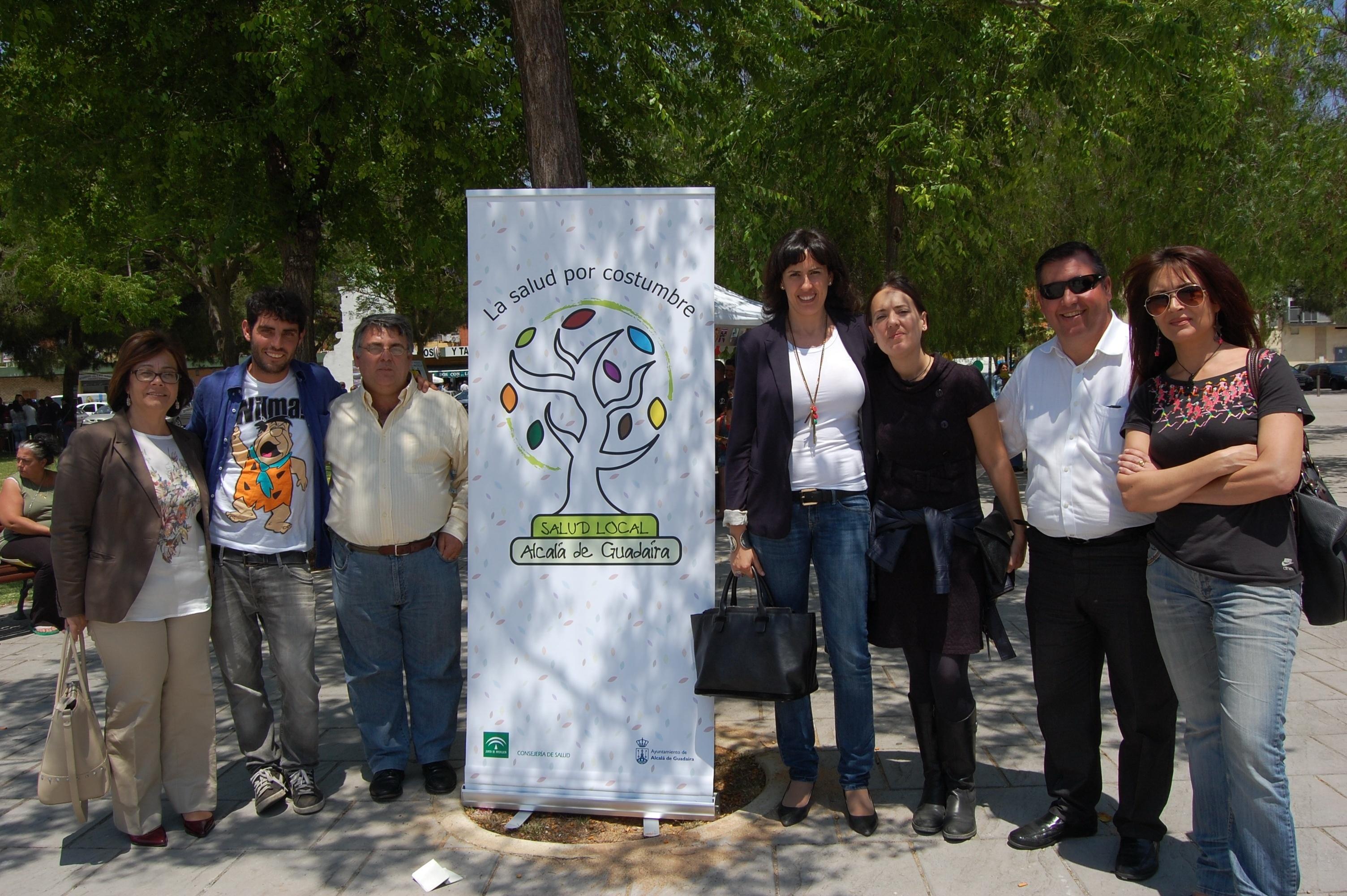 El Ayuntamiento de Alcalá de Guadaíra presenta las Primeras Jornadas de Salud Comunitaria Barrio de Rabesa