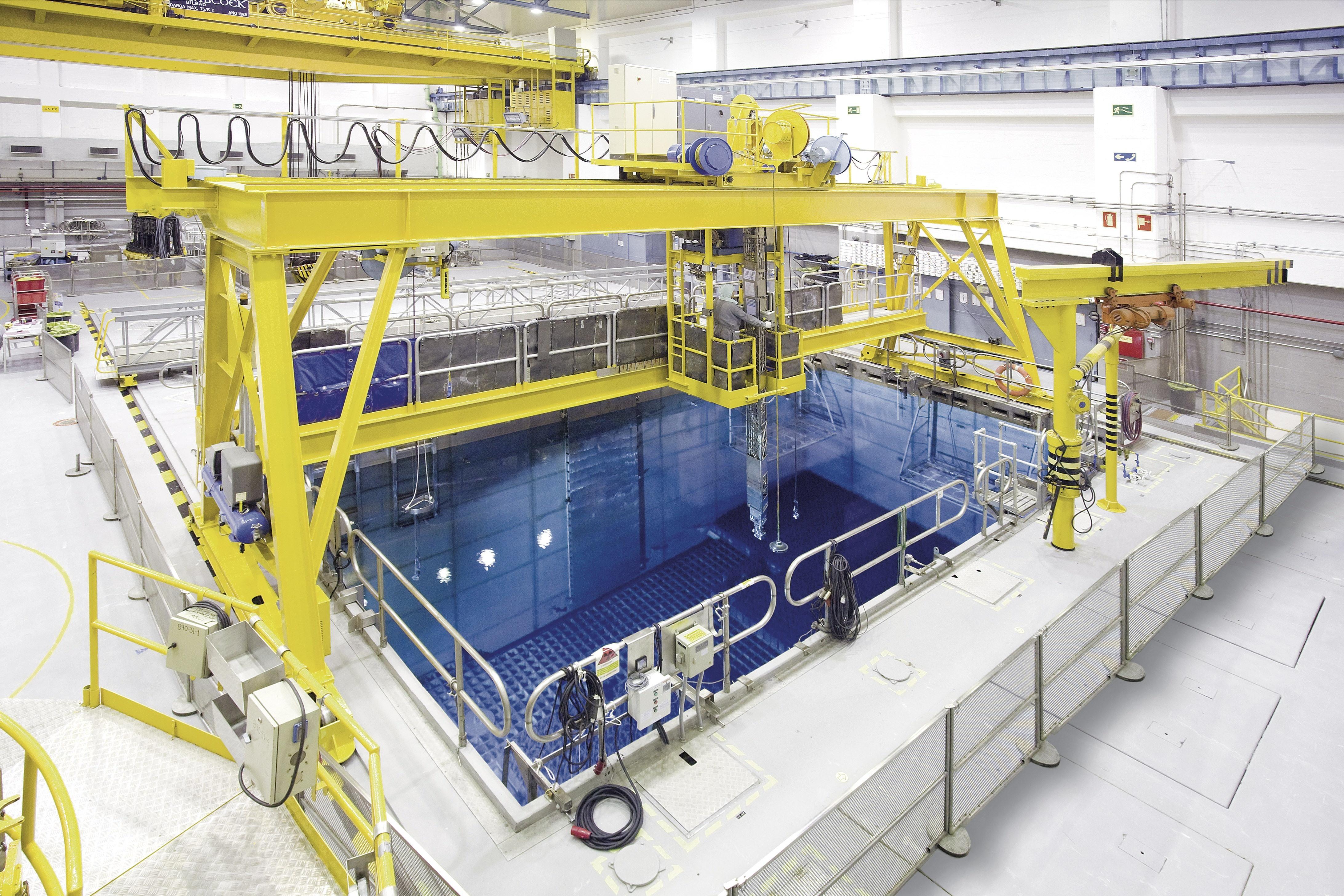 El CSN condiciona la prórroga de Groña a parada segura y sin poder introducir combustible en el reactor