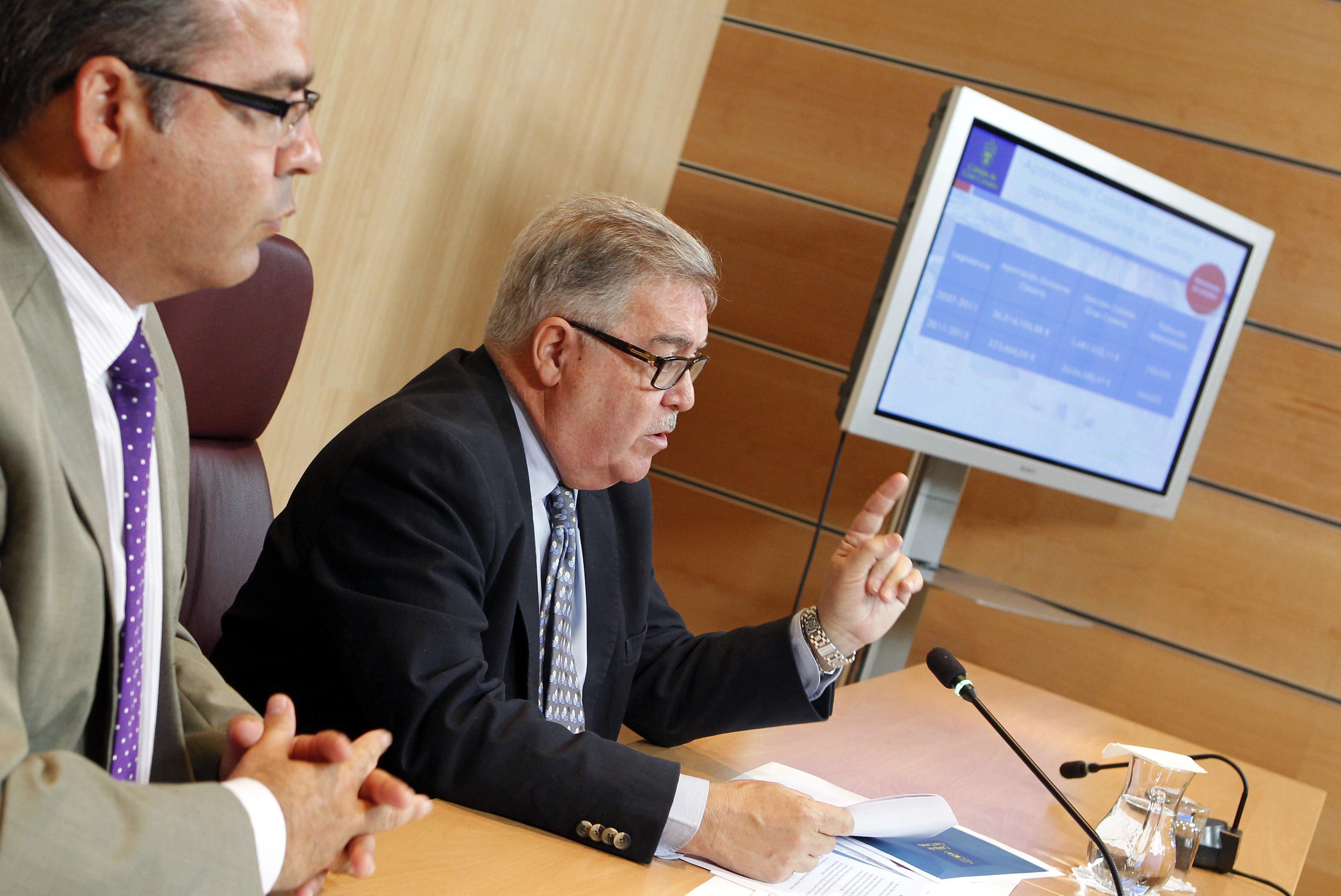 El Cabildo de Gran Canaria propone la reducción de diputados nacionales y autonómicos