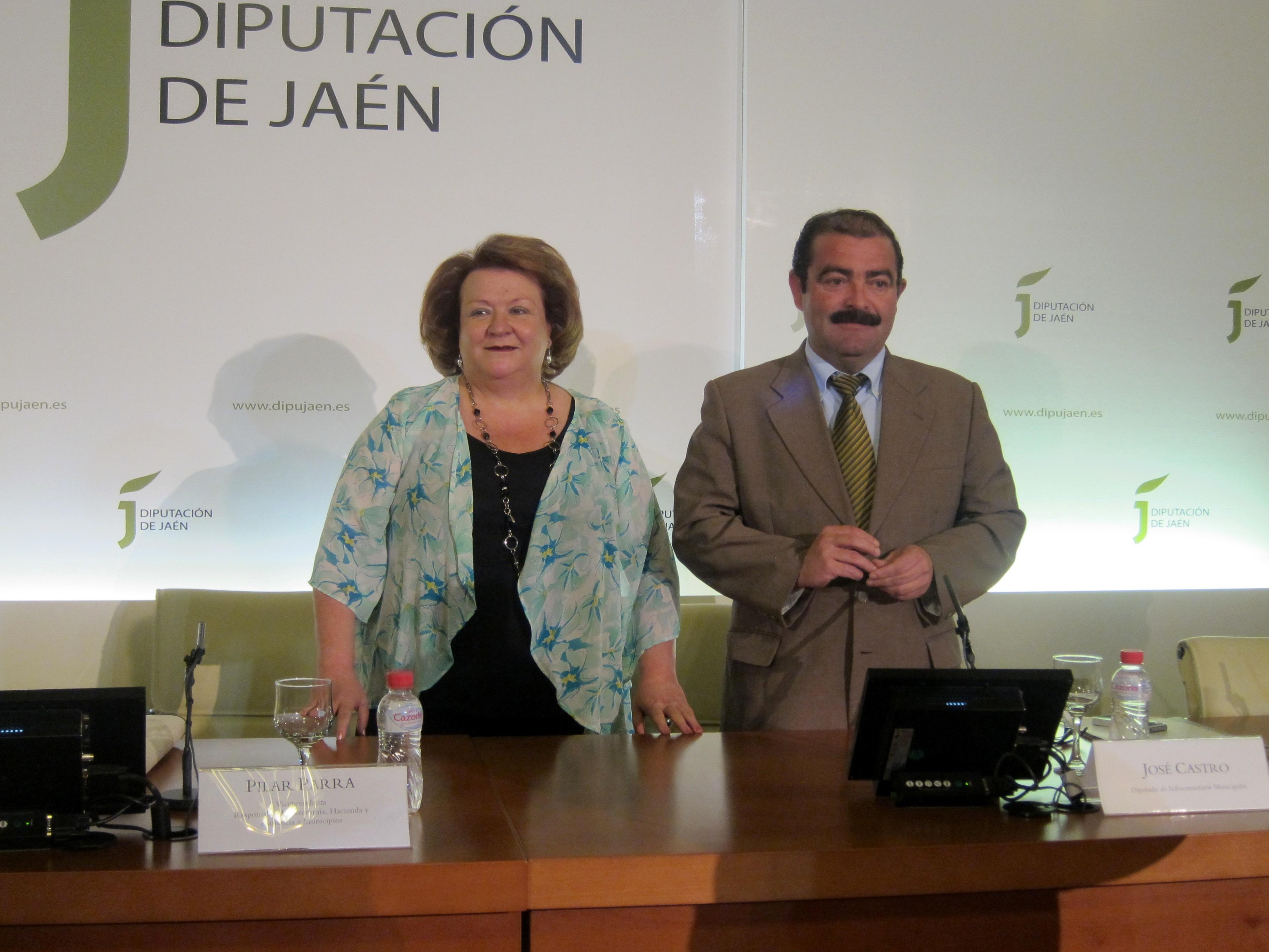 La Diputación destinará 16,6 millones de euros a diversas medidas para estimular el empleo y la economía
