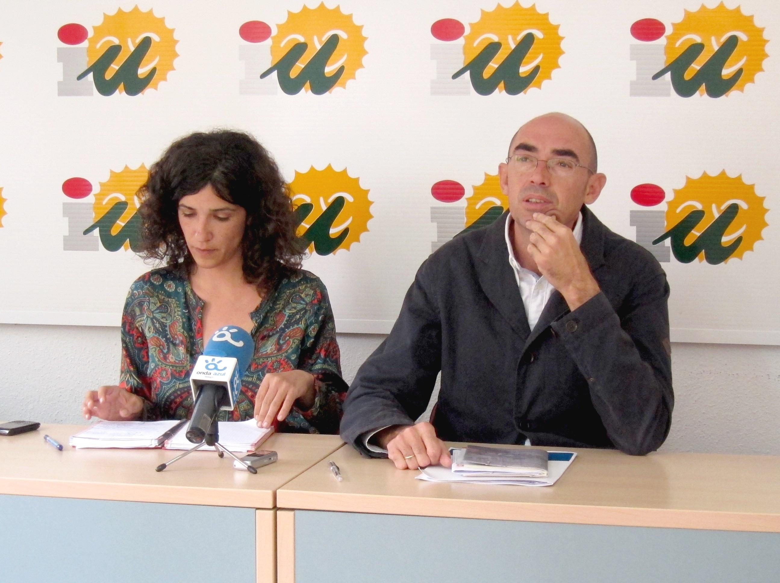Eduardo Zorrilla se presentará este sábado a la reelección como coordinador de IU en Málaga capital