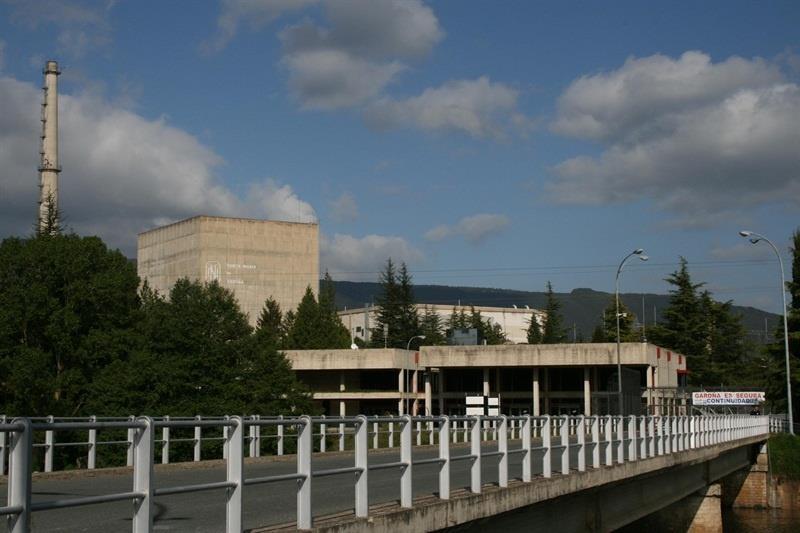 El Gobierno vasco rechaza la continuidad de la central porque está «obsoleta»