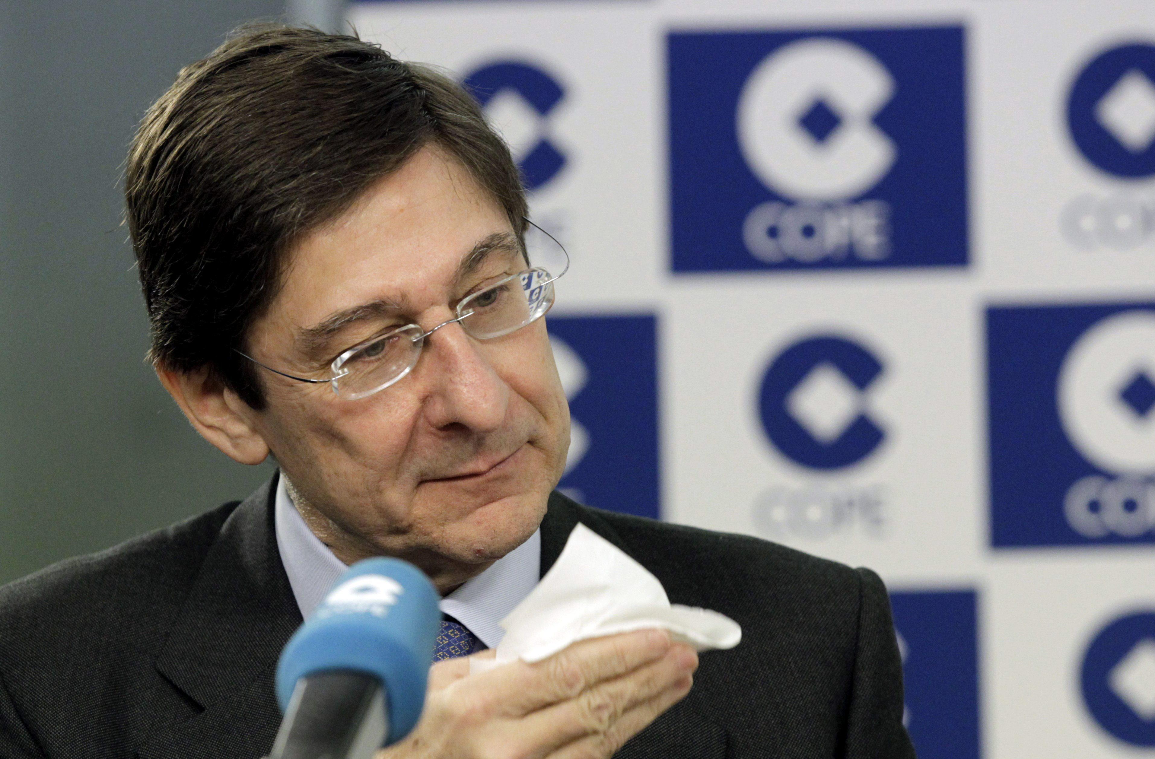 Bankia dice que el crédito fluirá en España, aunque «no explosivamente»