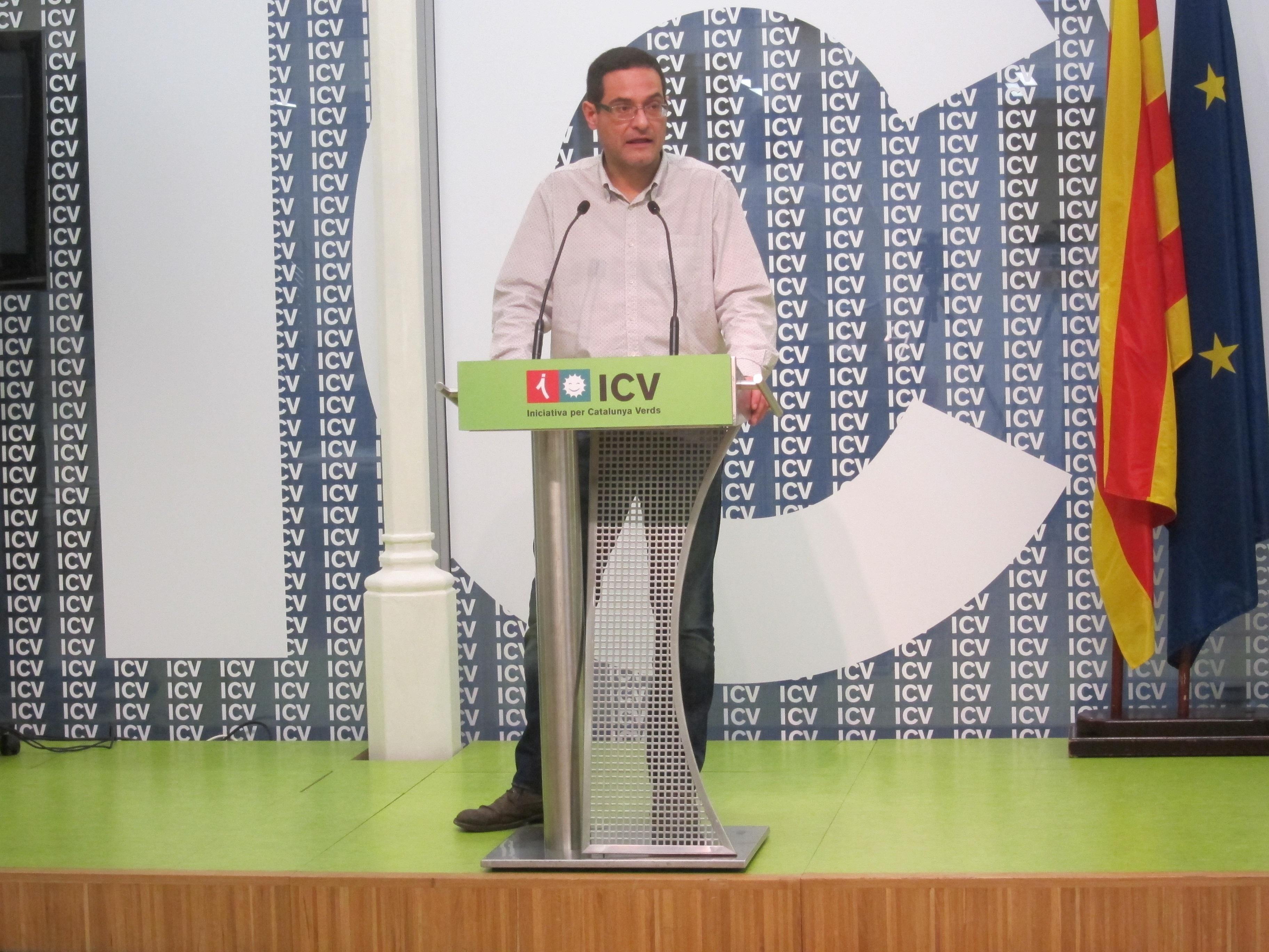 ICV defiende que sus exconcejales en Reus imputados no apoyaron el aval a Shirota