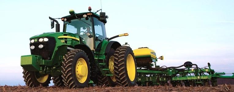 John Deere estudia con Repsol y Firestone cómo sacar el máximo rendimiento de la maquinaria agraria