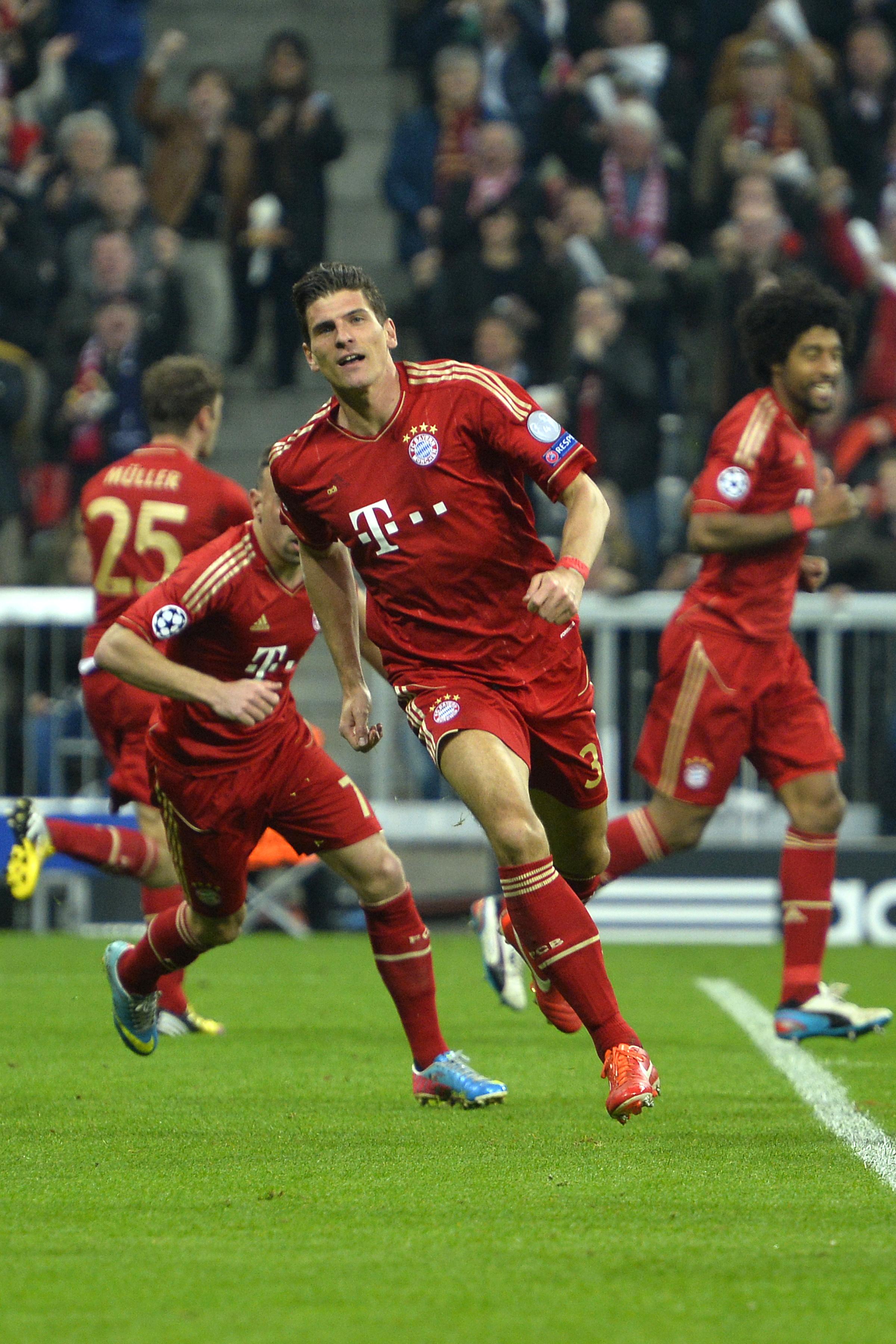 El Bayern es cláramente favorito para las casas de apuestas