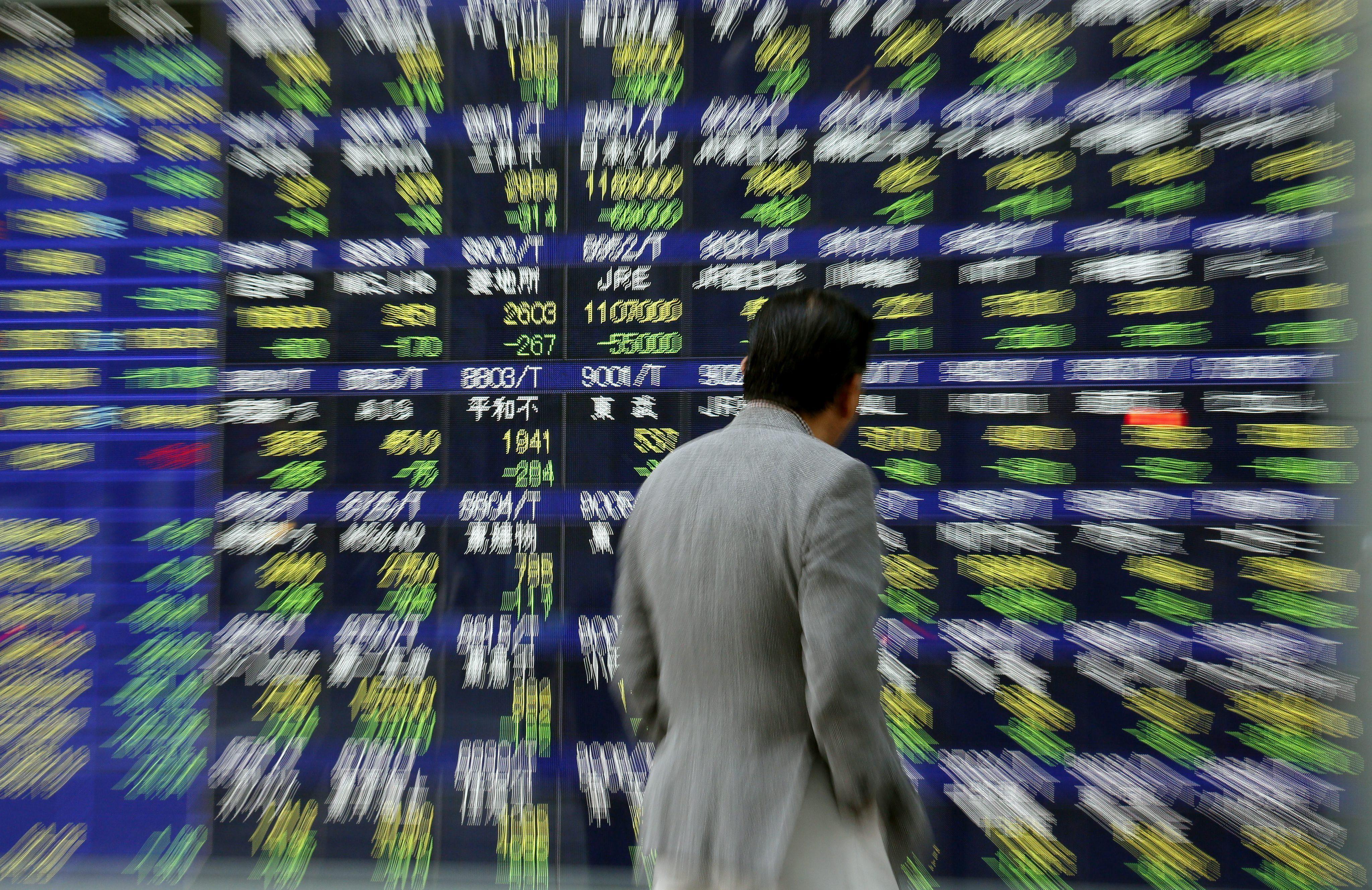 Tokio arranca con fuertes ganancias tras el batacazo de la víspera