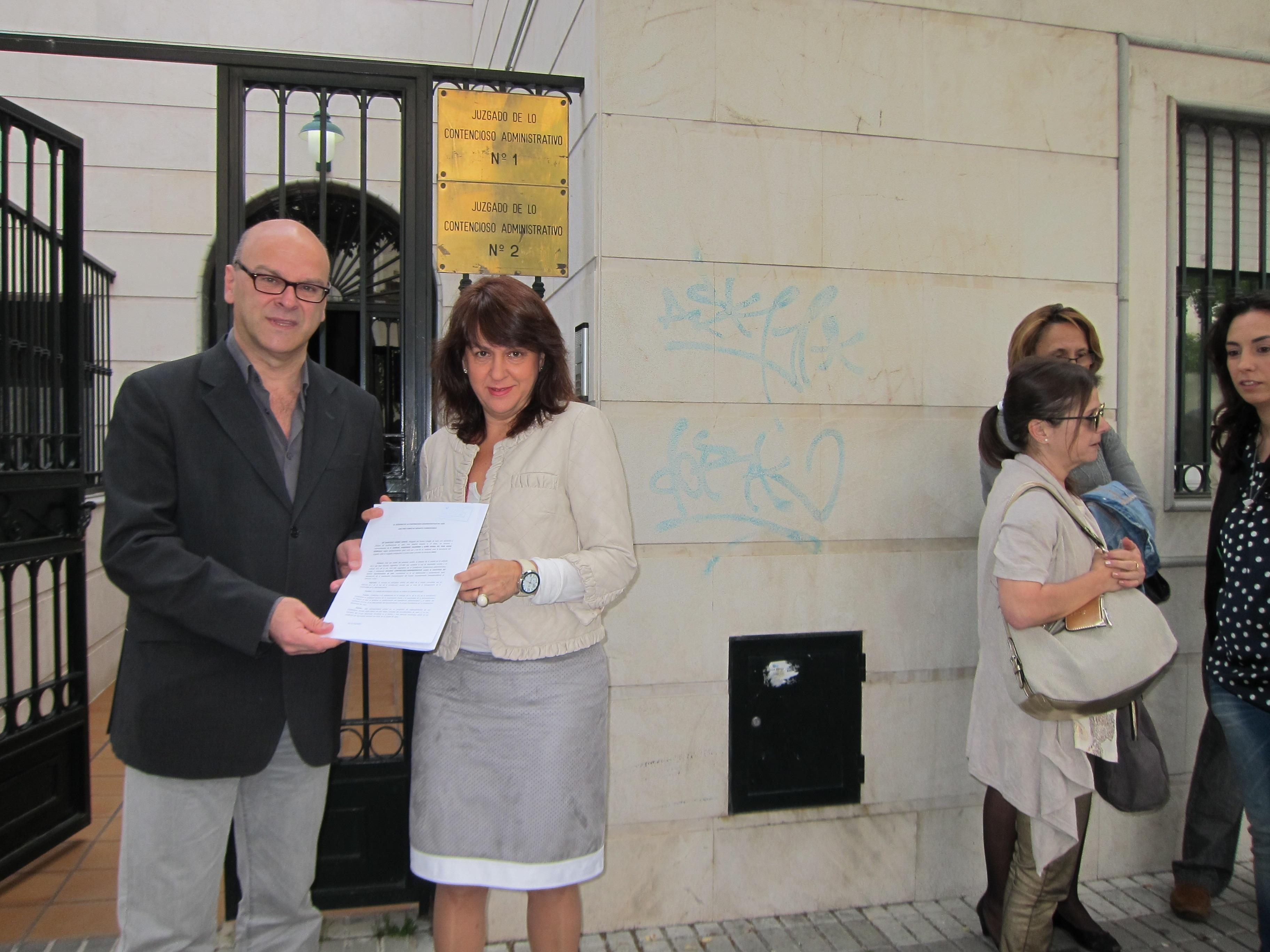 PSOE lleva la liquidación del presupuesto del Ayuntamiento de Jaén a los Juzgados de lo Contencioso