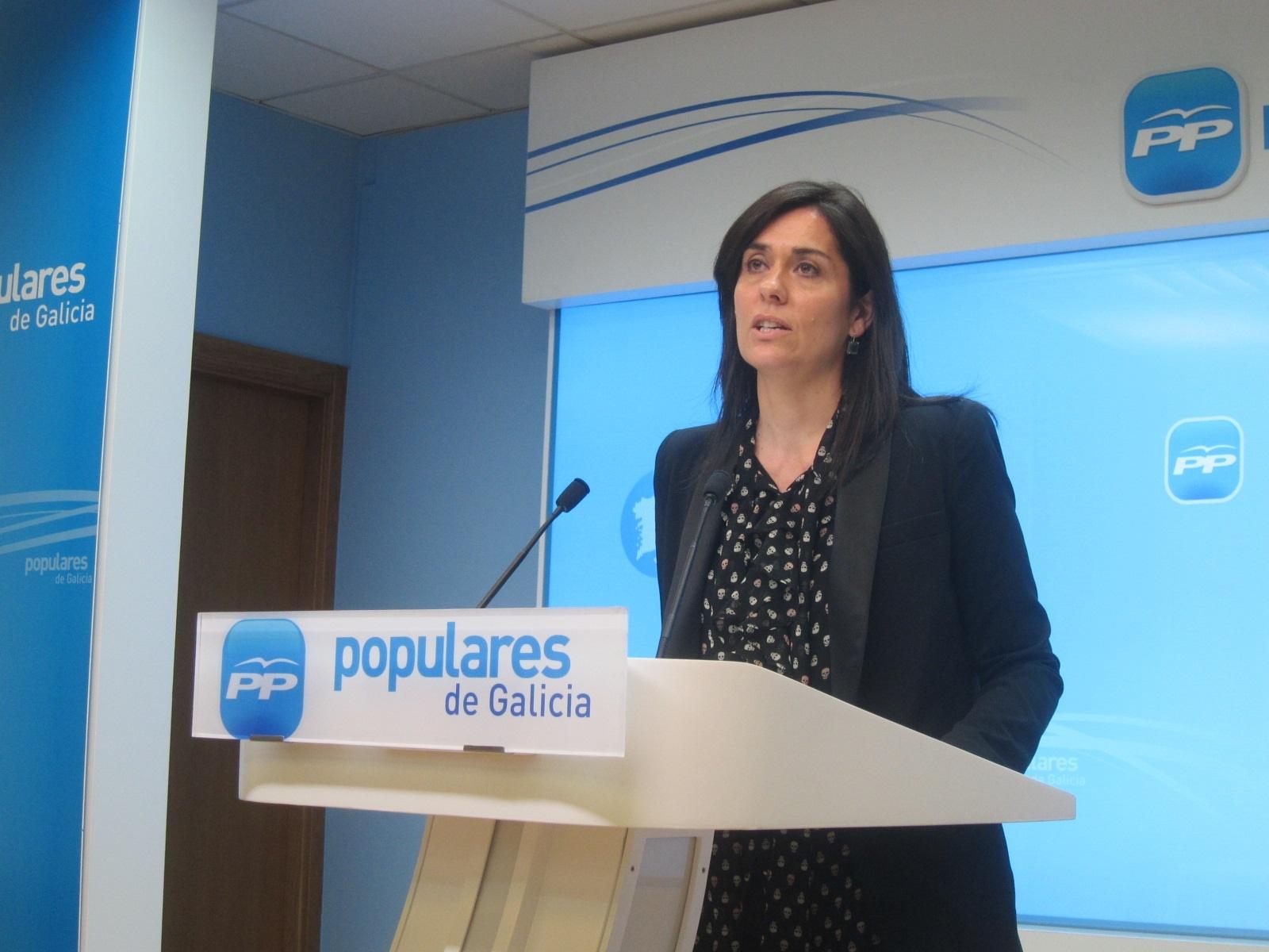 Prado (PPdeG) defiende la labor del gobierno de Santiago y reitera que «imputado no significa ser condenado»