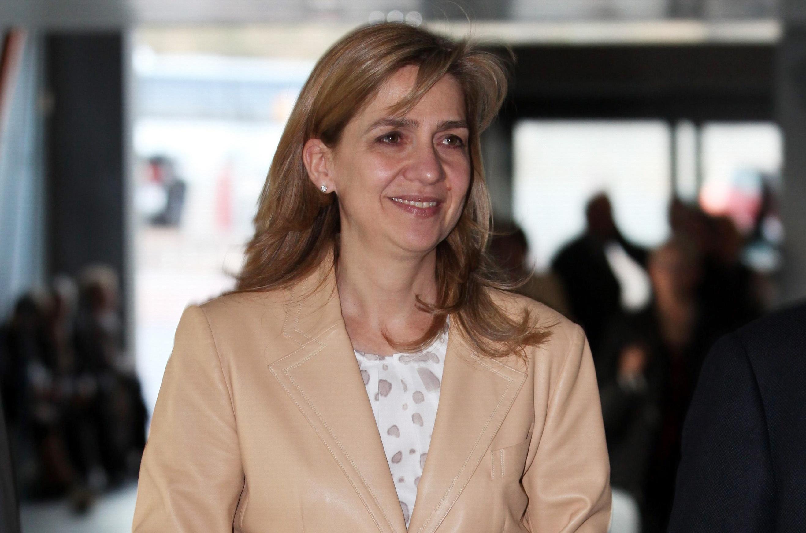 La infanta Cristina pasó de ingresar 162.300 euros en 2008 a 311.169 un año después