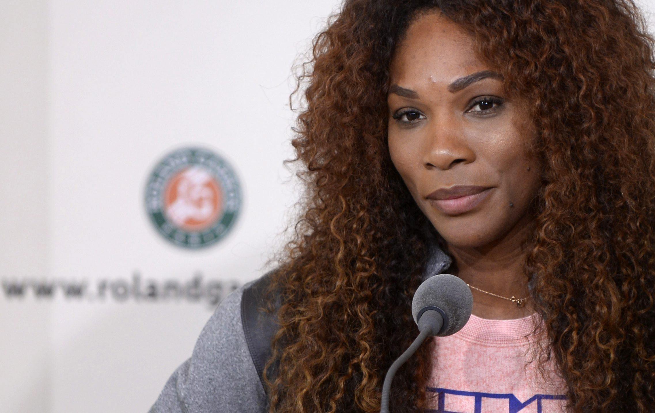 La intratable Serena Williams busca su segundo Roland Garros
