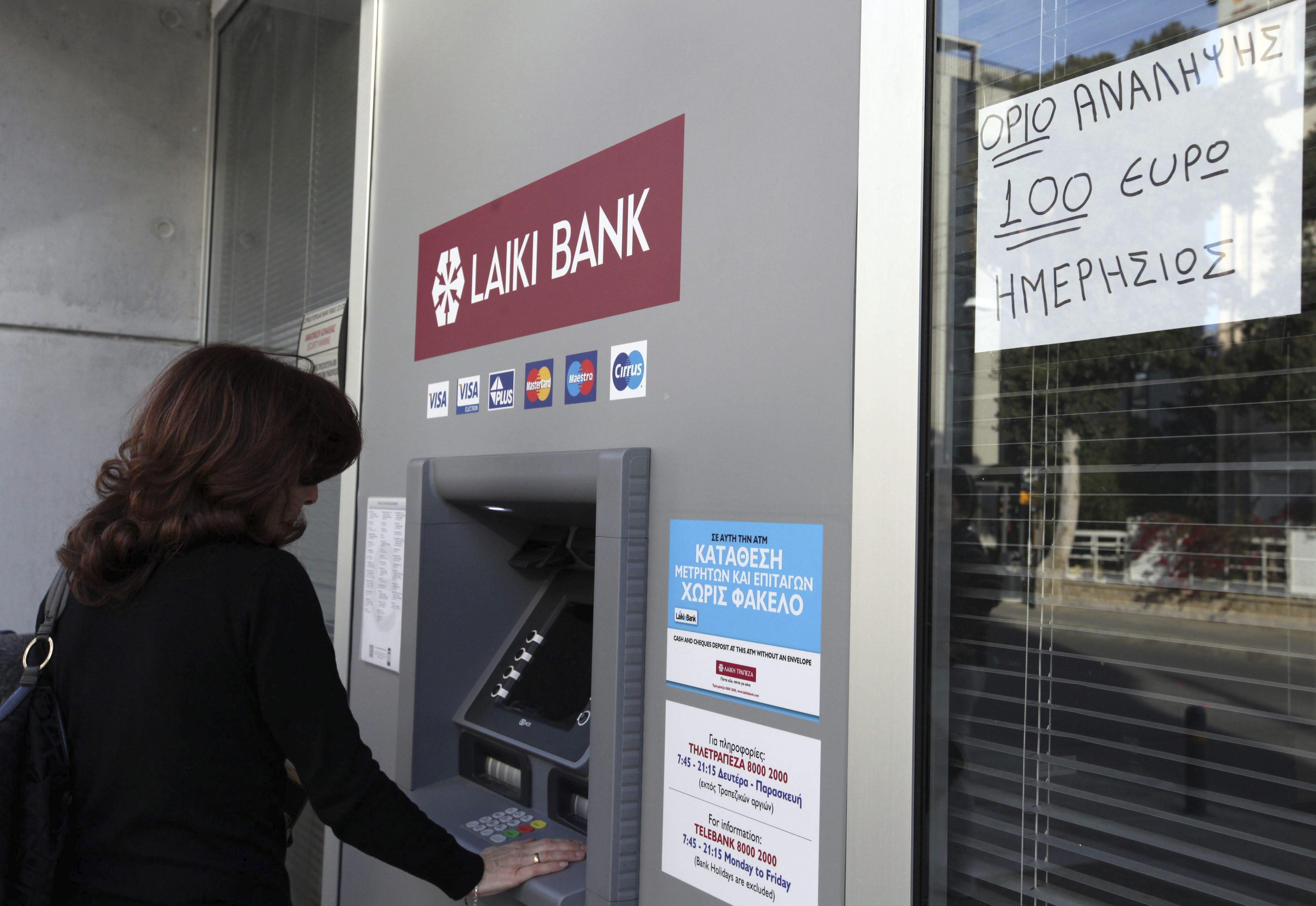 Chipre prorroga una semana más las restricciones al movimiento de capitales