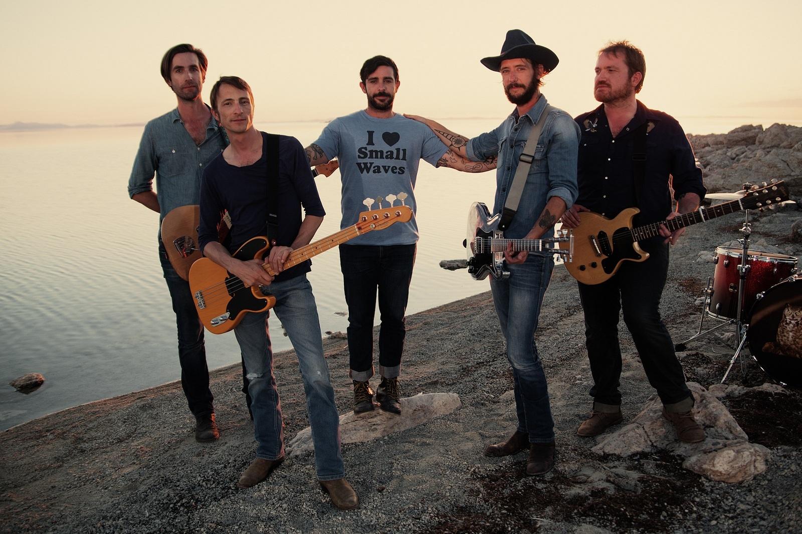 Los tornados de Oklahoma obligan a suspender el concierto de Band of Horses