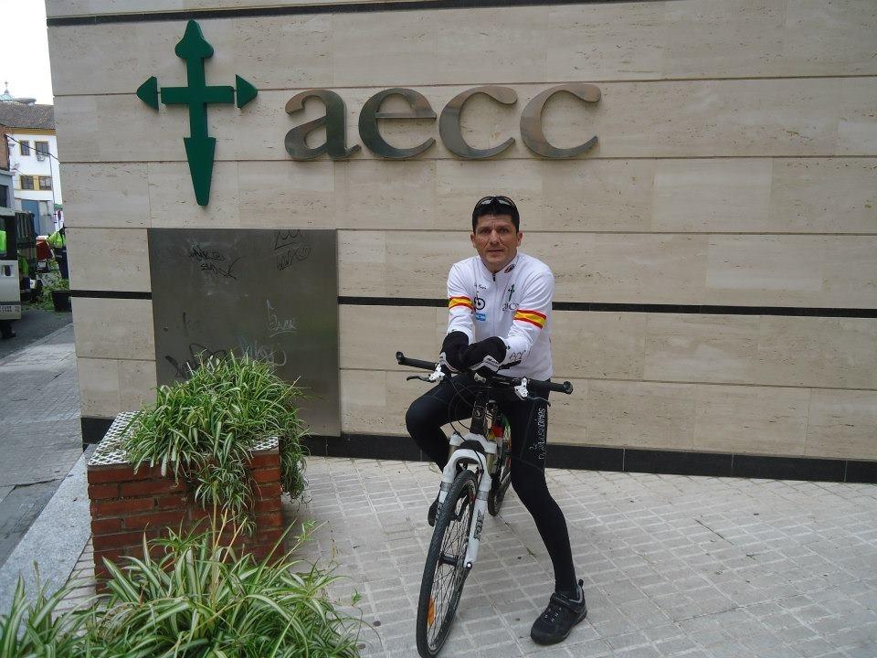 Un ciclista aventurero recorrerá 5.000 kilómetros por Sudamérica para recaudar fondos en la lucha contra el cáncer